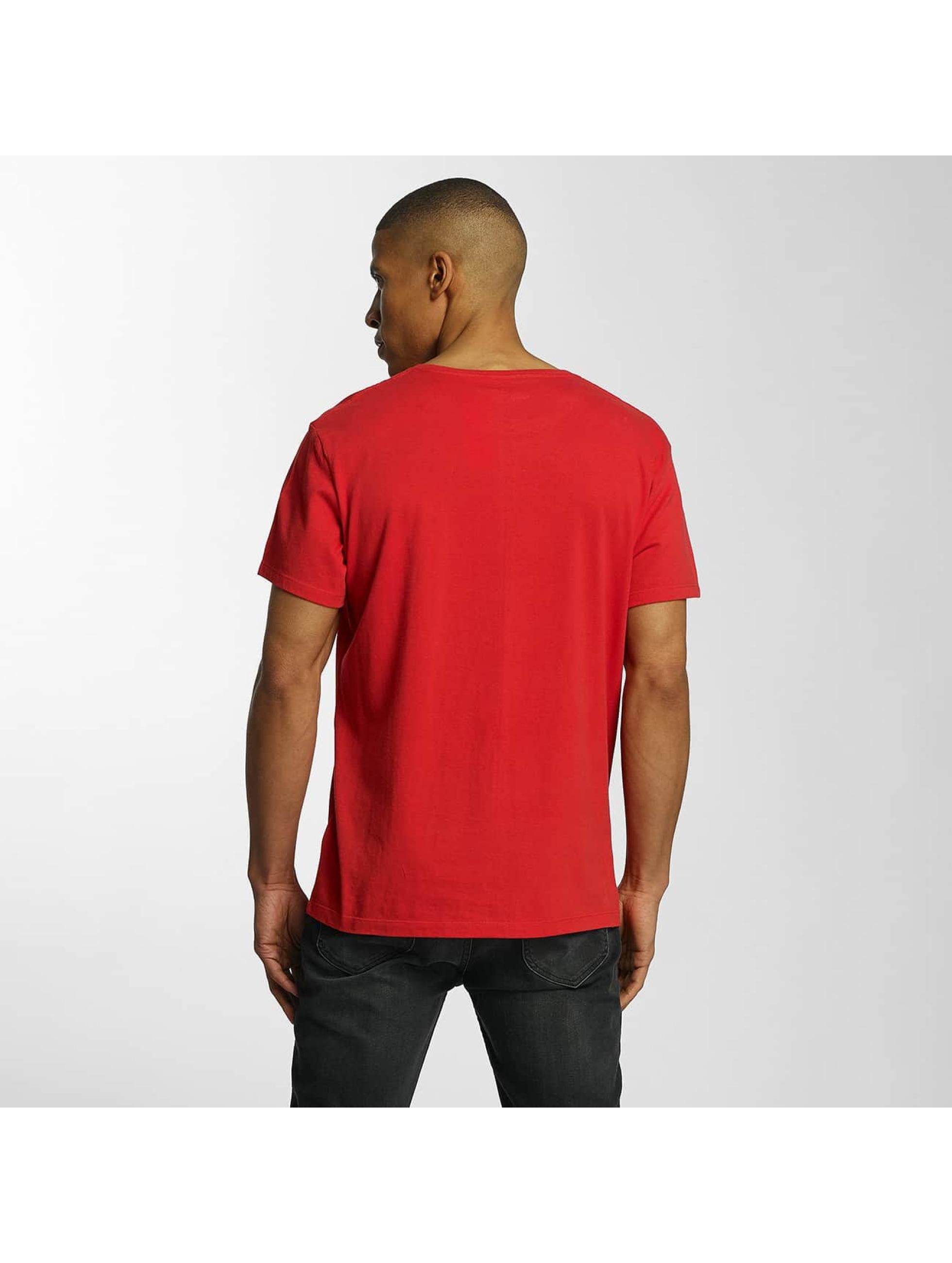 Timberland T-paidat Lin Logo punainen