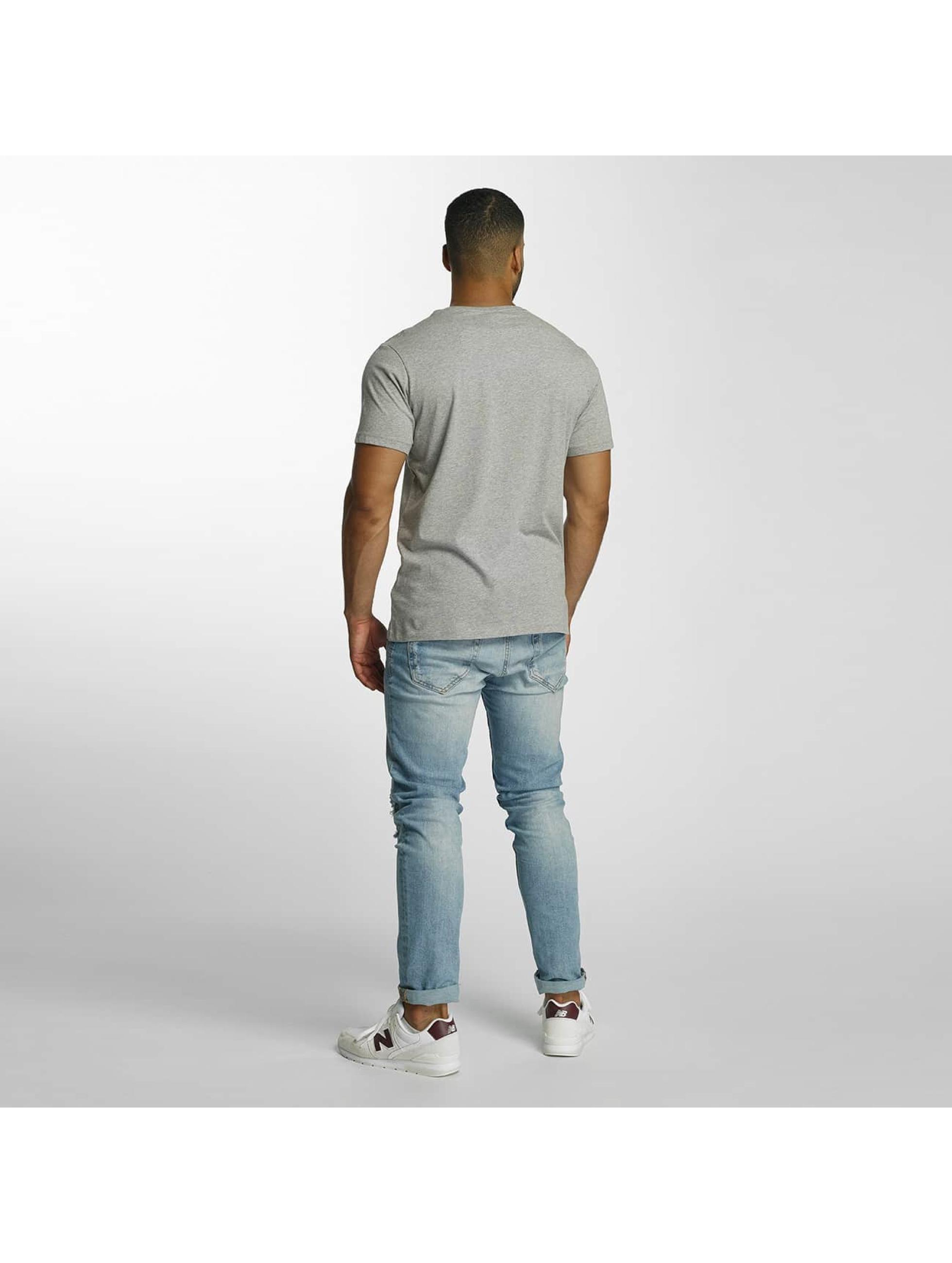 Timberland T-Shirt Dustan River Camo Print grau
