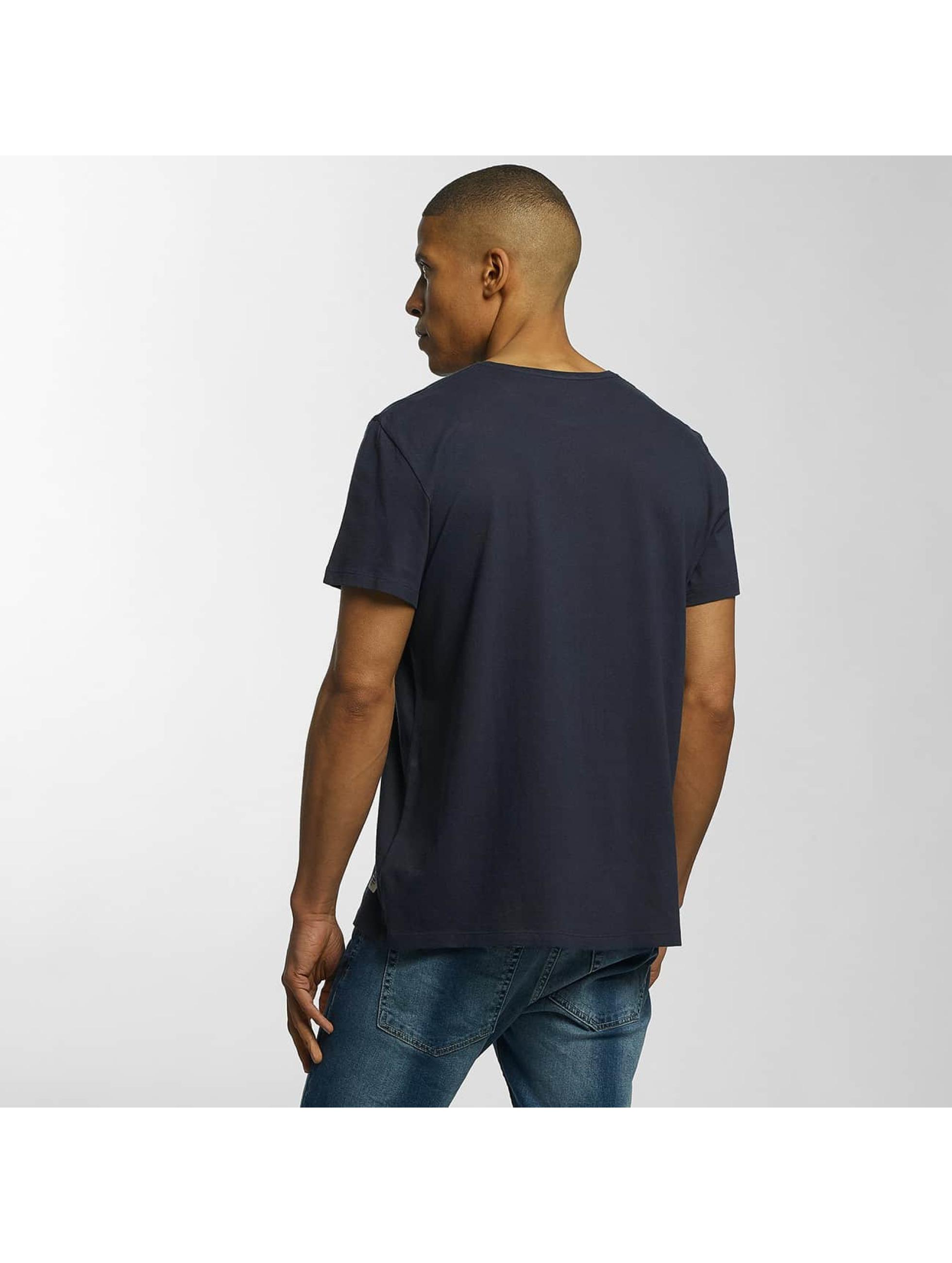 Timberland T-Shirt Big Logo grau
