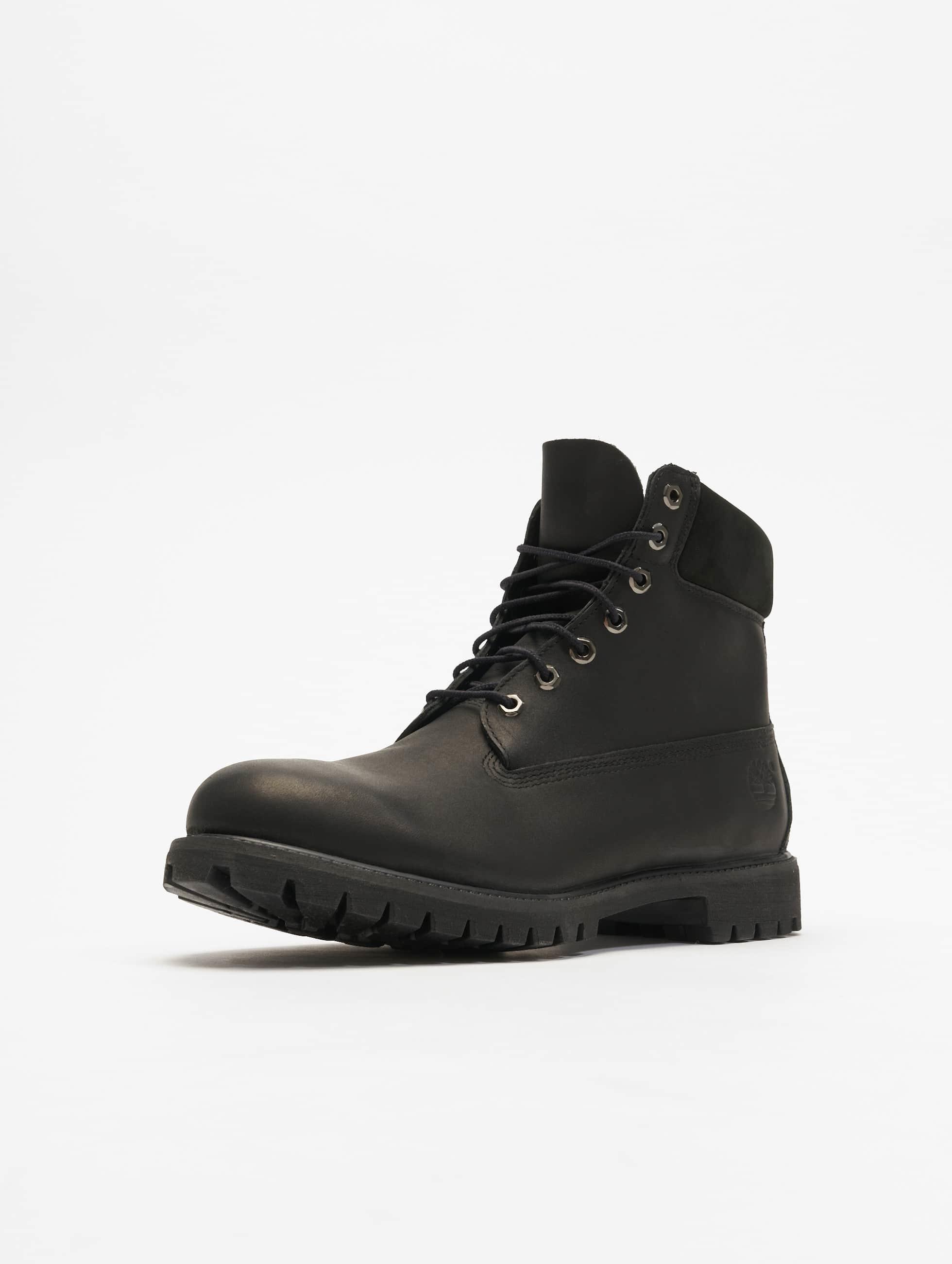 Timberland Vapaa-ajan kengät Icon 6 In Premium musta