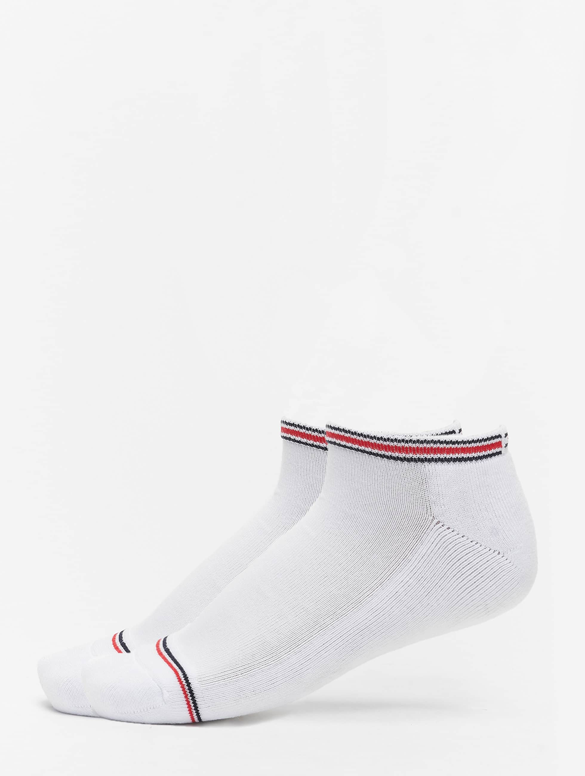 Tommy Hilfiger Iconic Sports 2P Sneaker Socks White