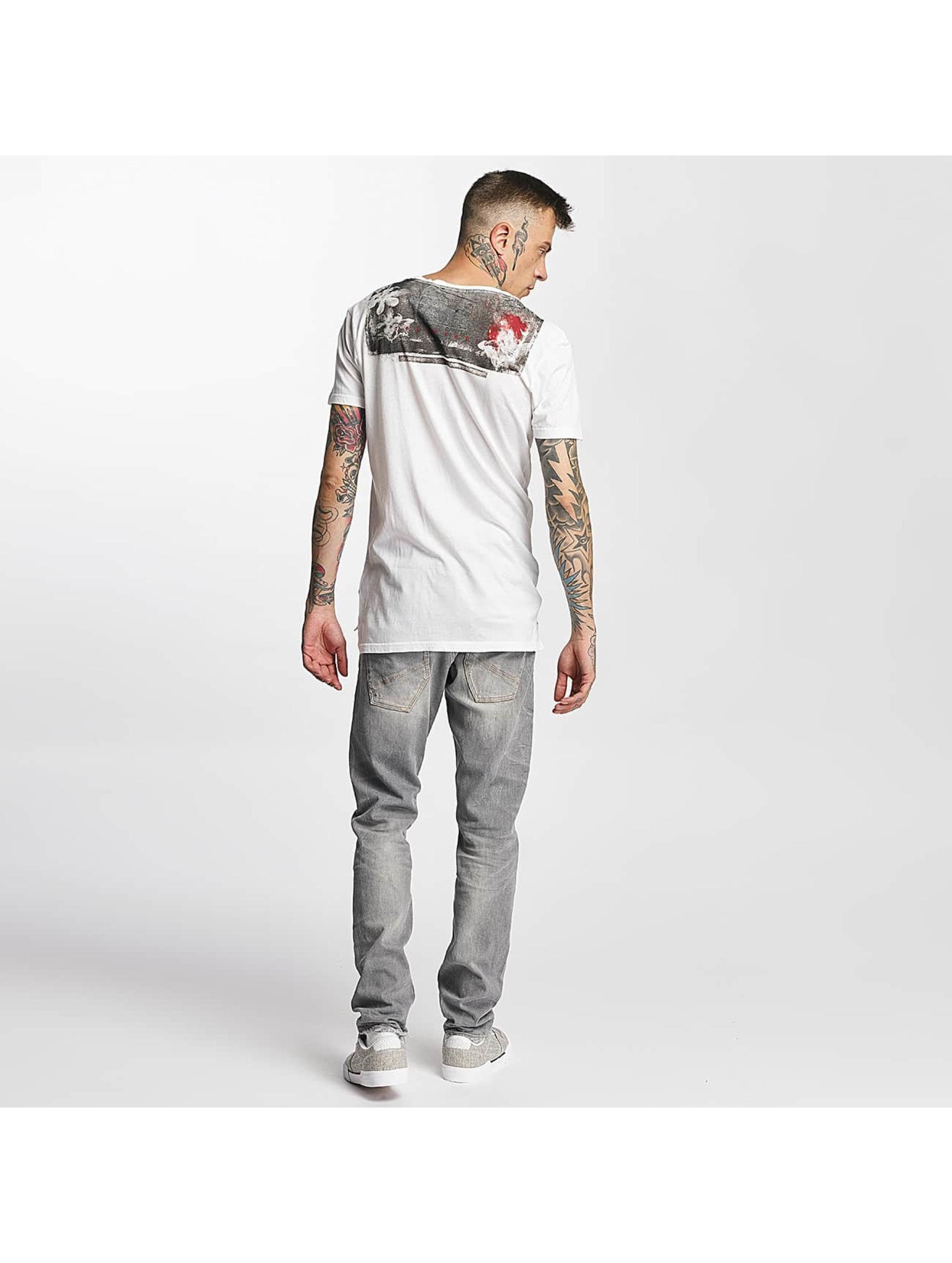trueprodigy Camiseta Skull blanco