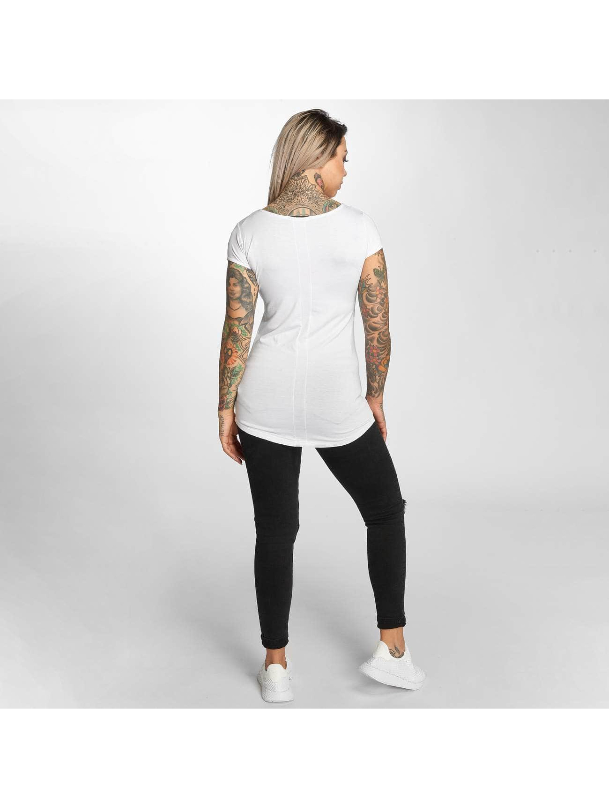 trueprodigy Camiseta Gabrielle blanco