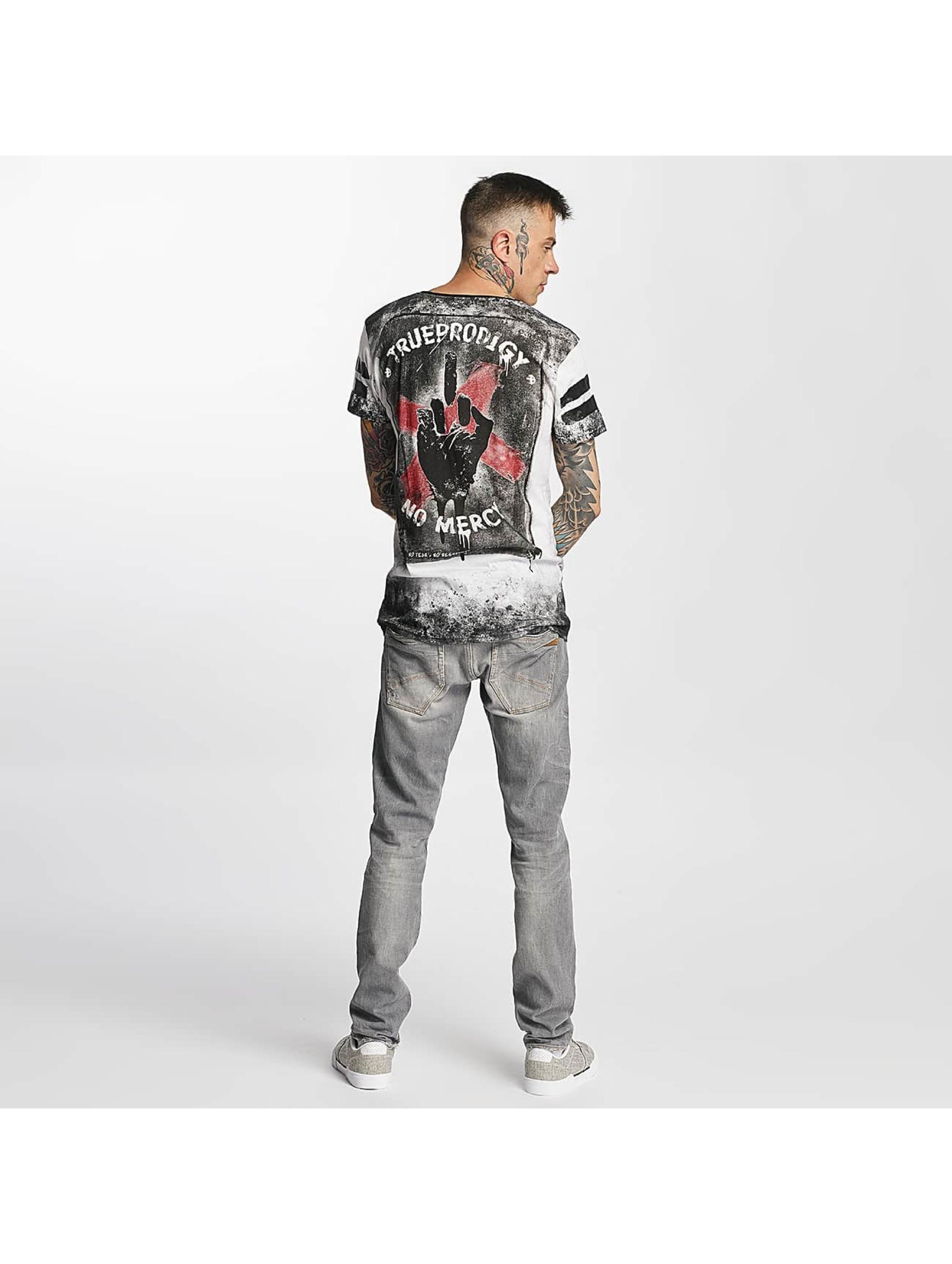 trueprodigy Camiseta No Mercy negro
