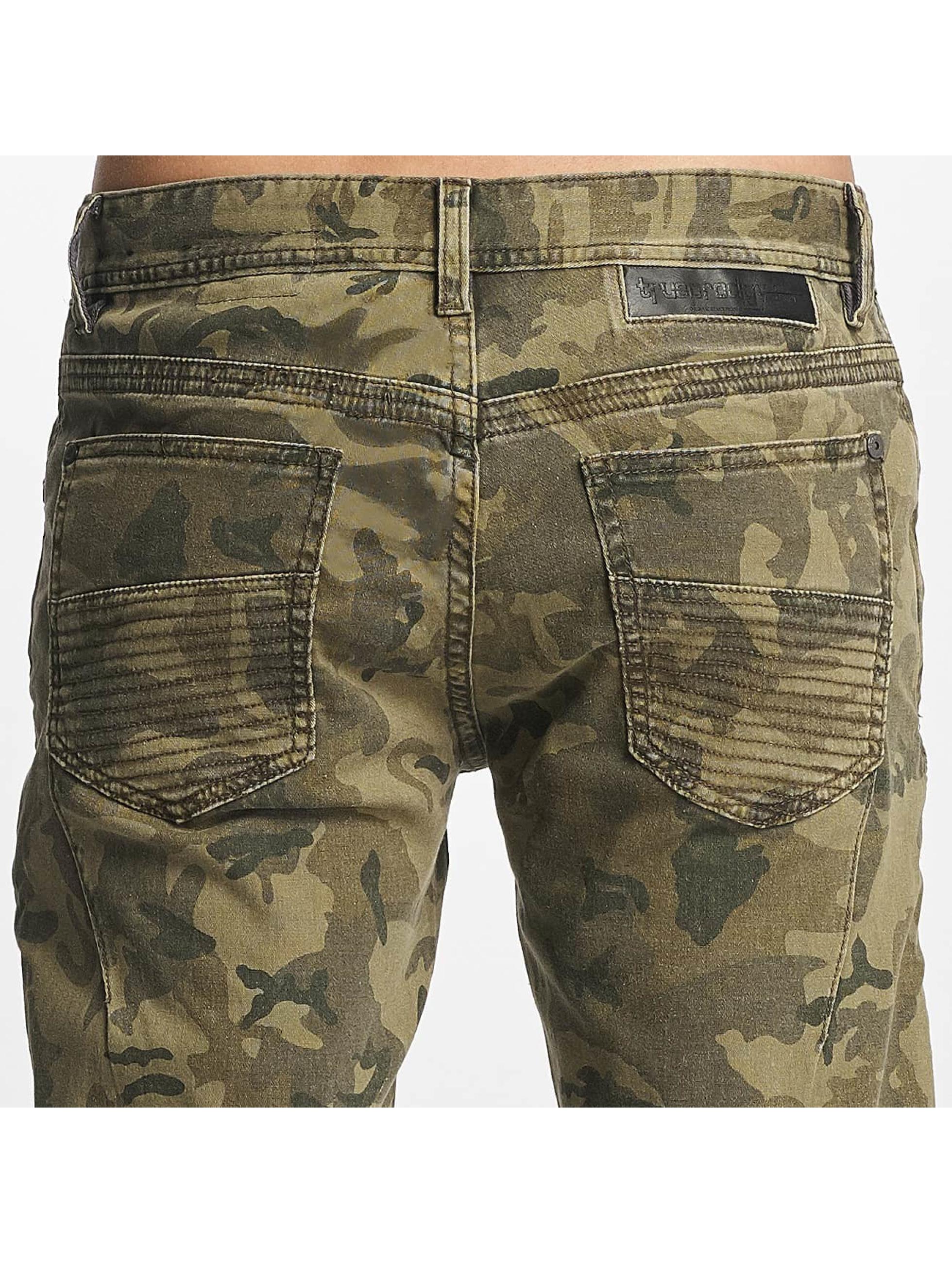 trueprodigy Spodnie Chino/Cargo Dusk moro