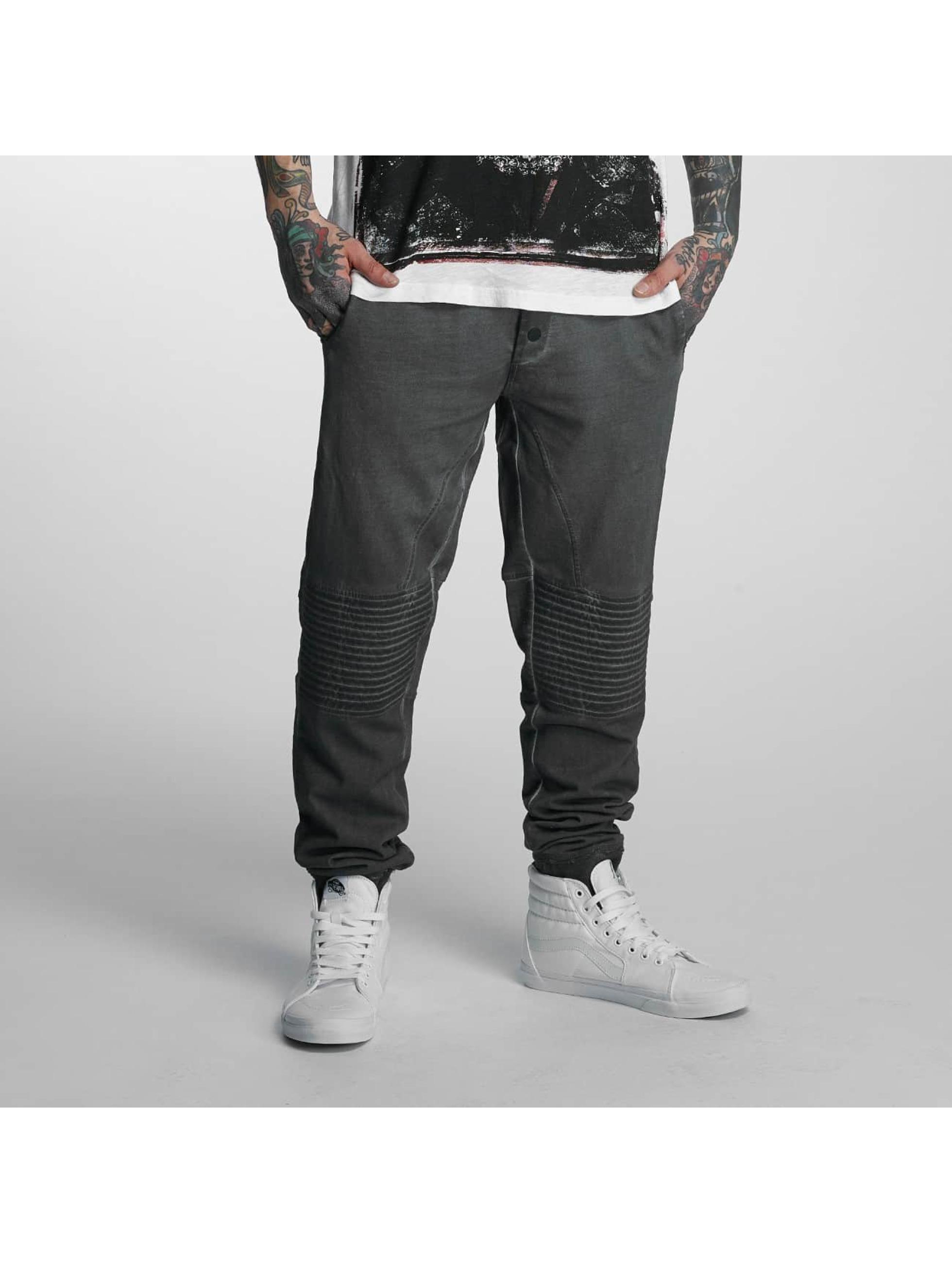 trueprodigy Sweat Pant Spike Biker grey