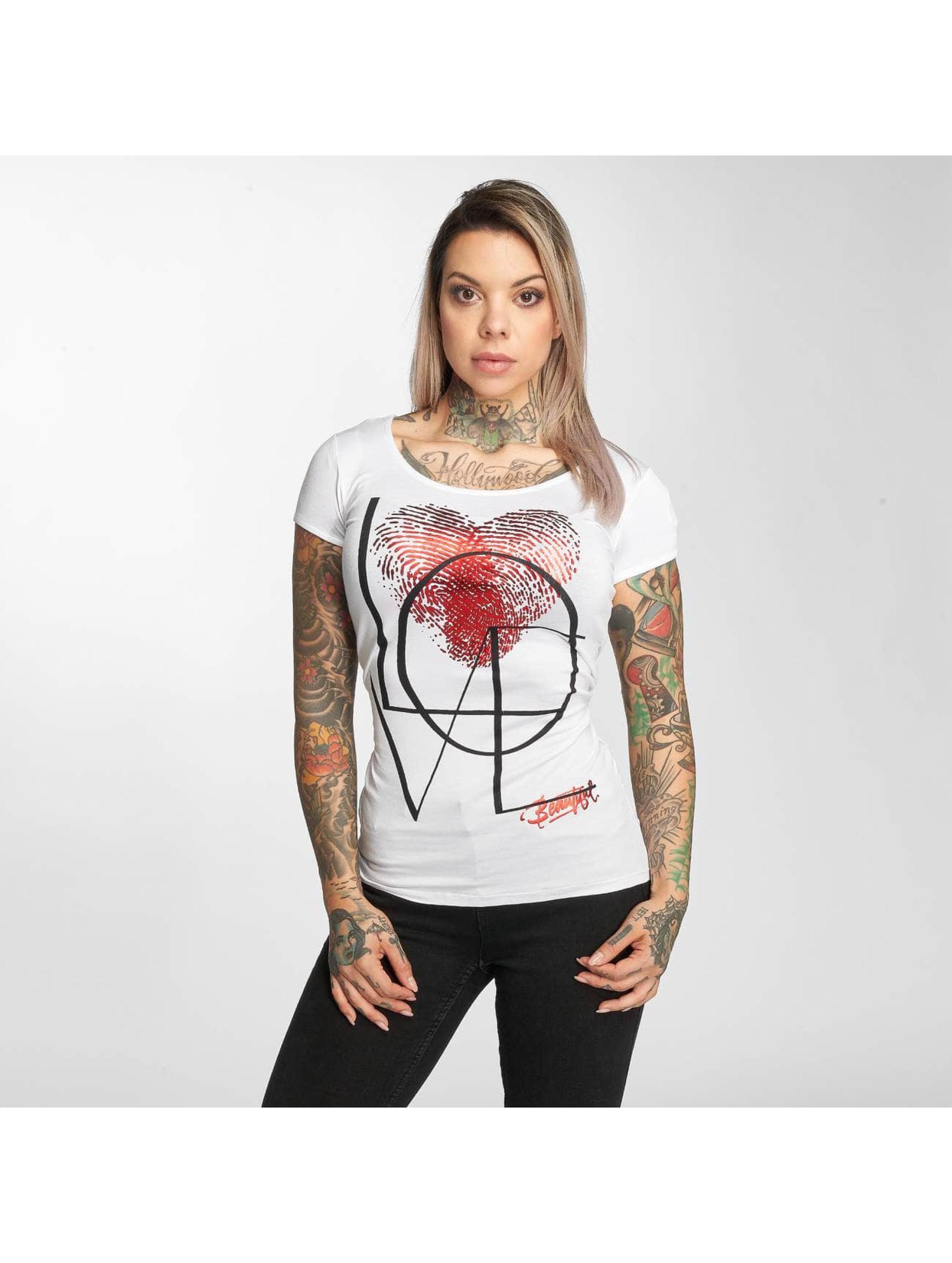 trueprodigy T-paidat Hermine valkoinen