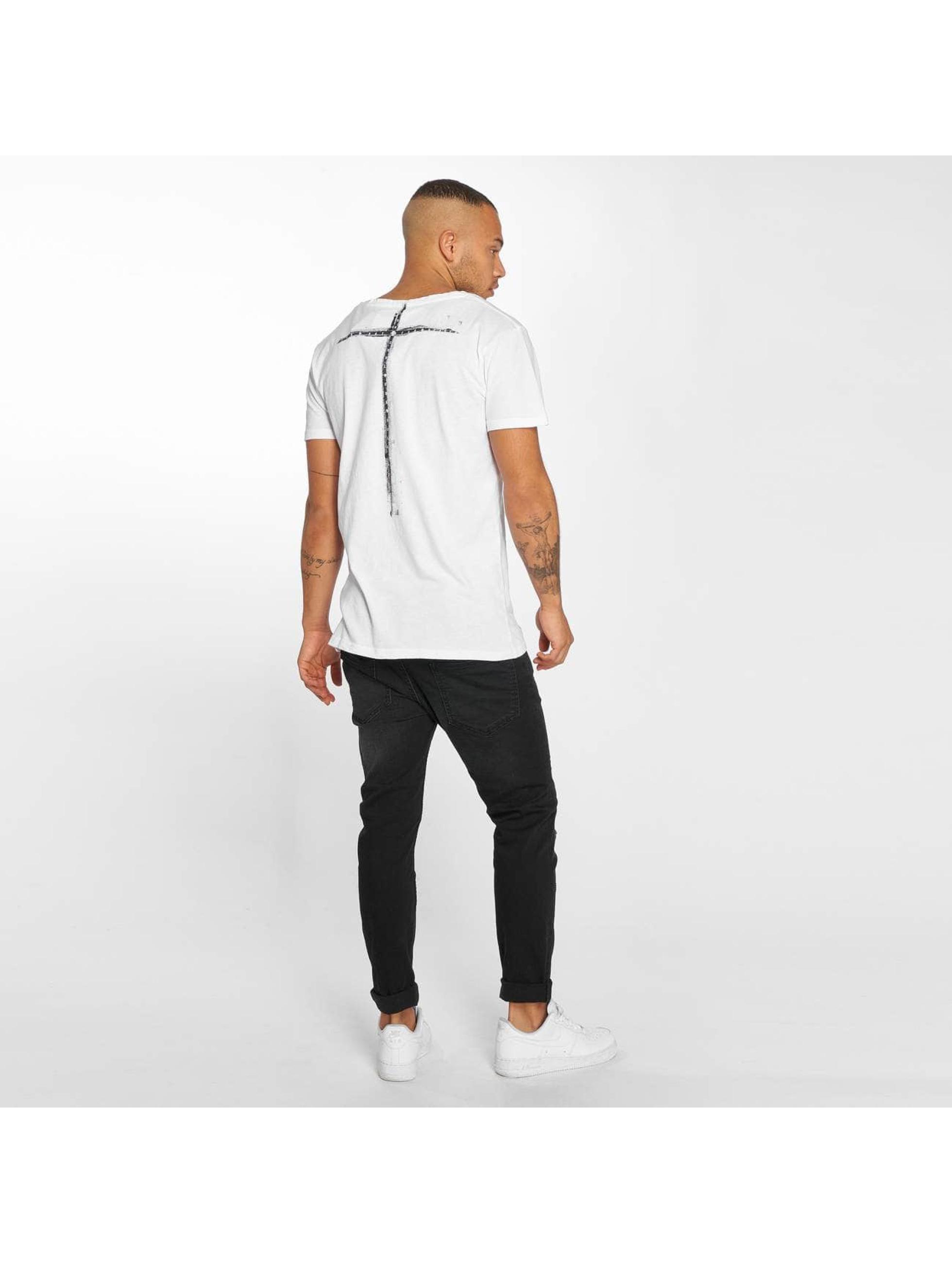 trueprodigy T-Shirt Heaven & Hell blanc
