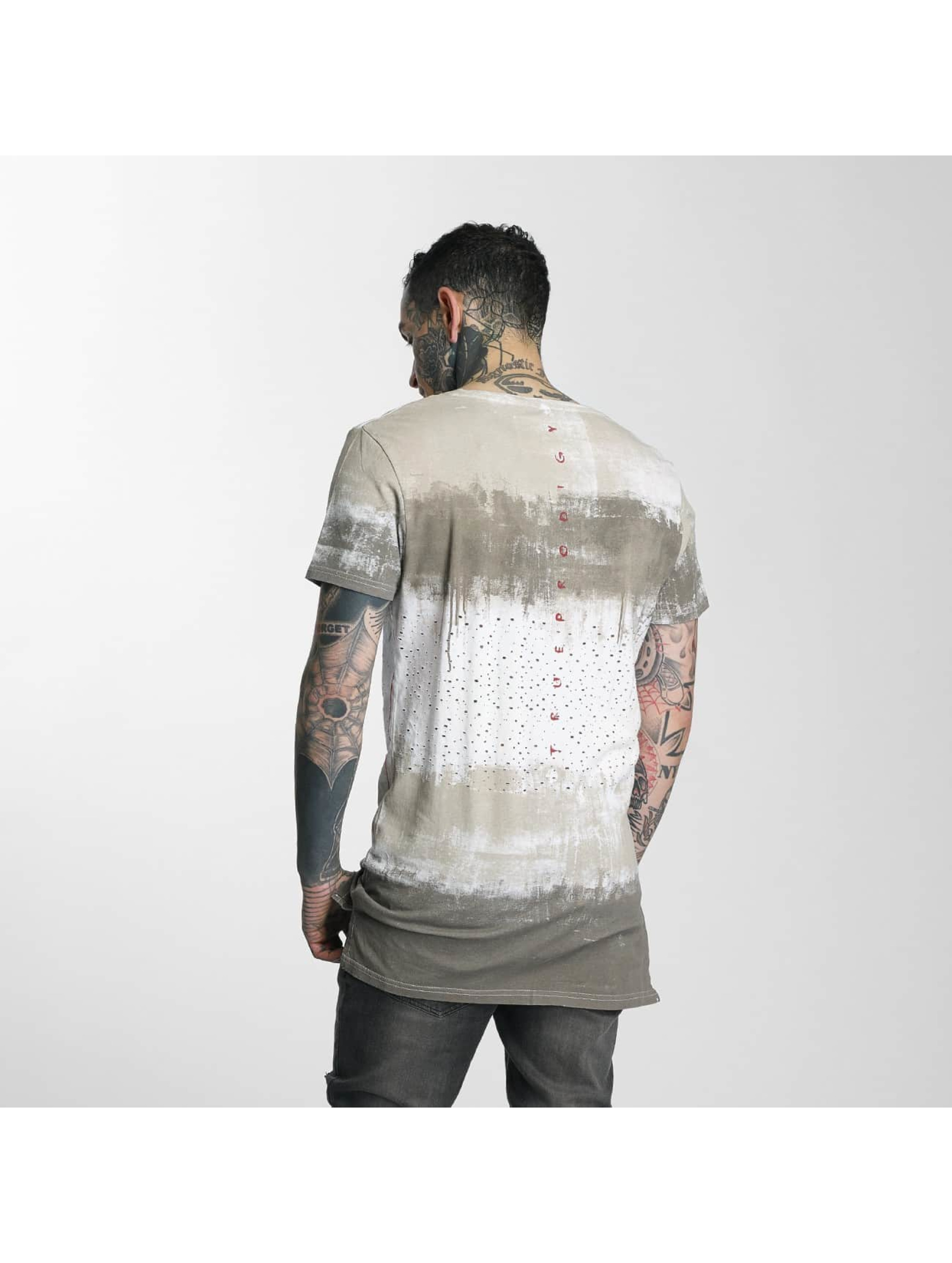 trueprodigy T-Shirt Cloudy grau