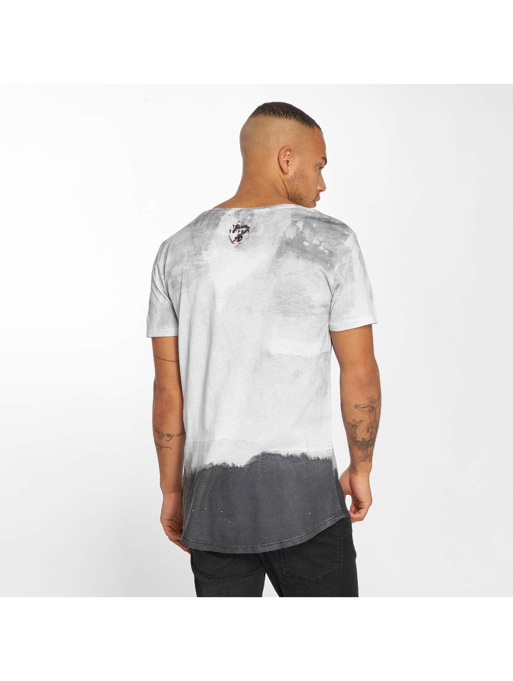 trueprodigy T-Shirt To Late To Pray grau