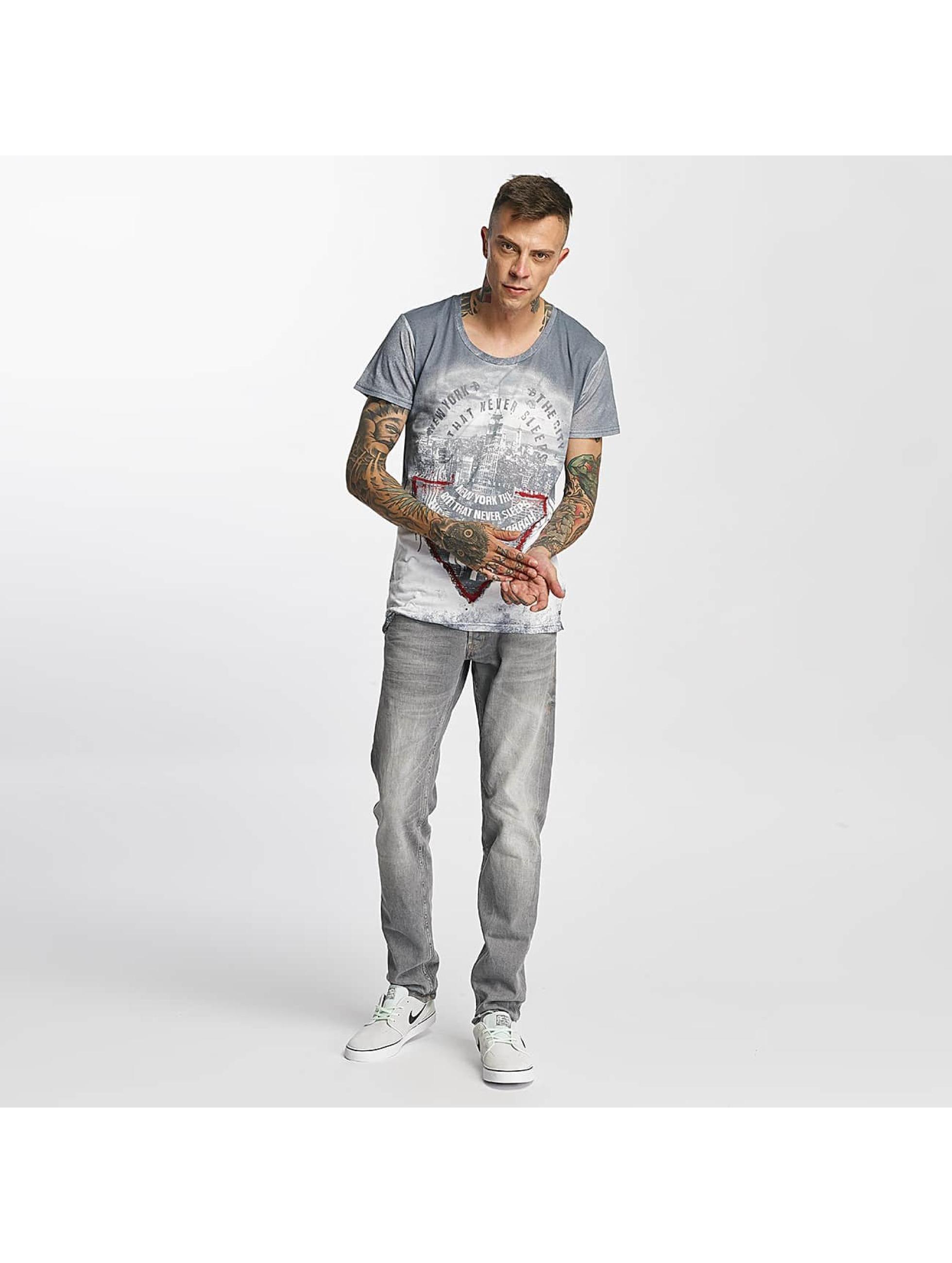 trueprodigy T-Shirt NYC gray