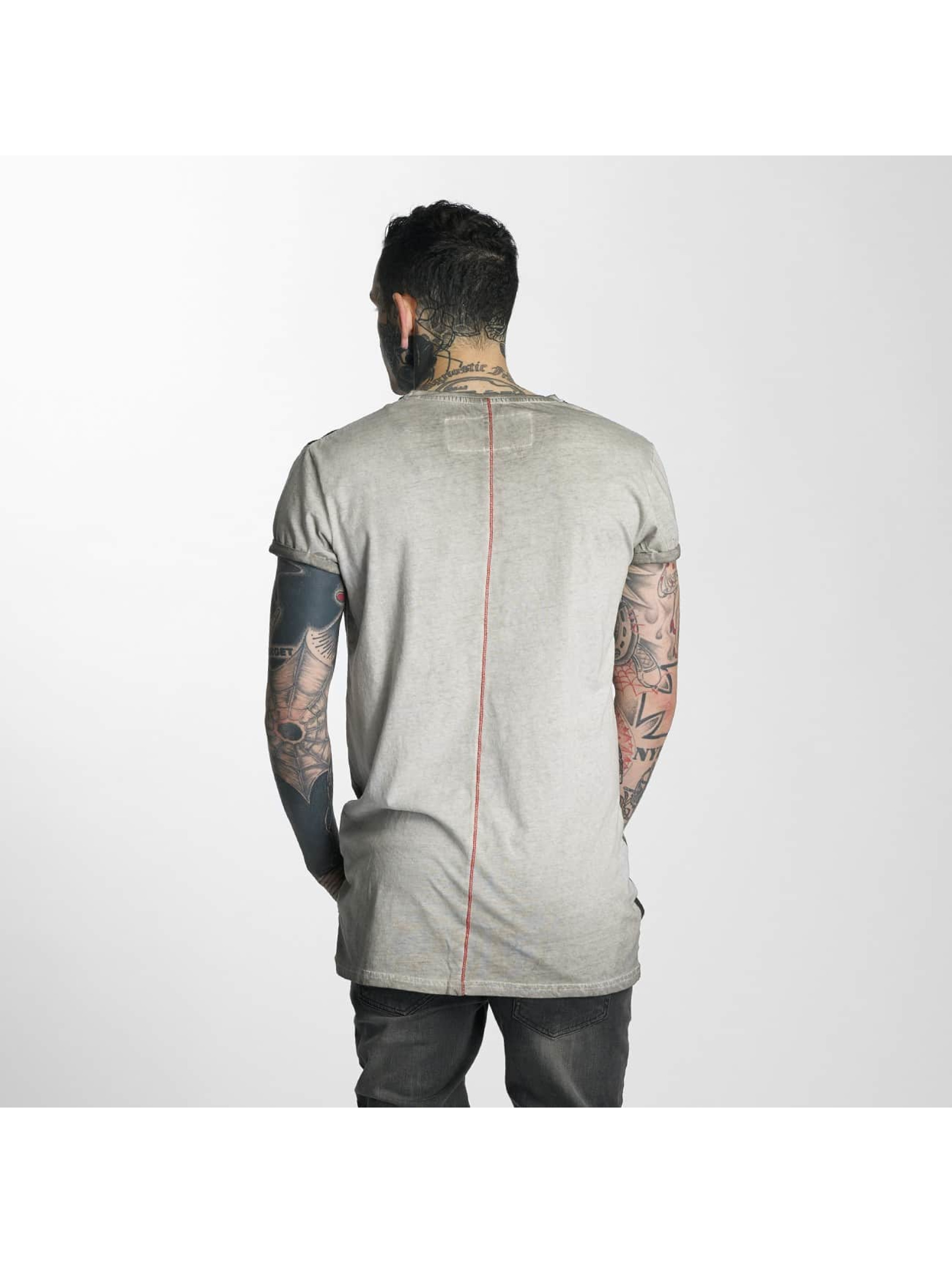 trueprodigy T-Shirt Rock & Riding grey