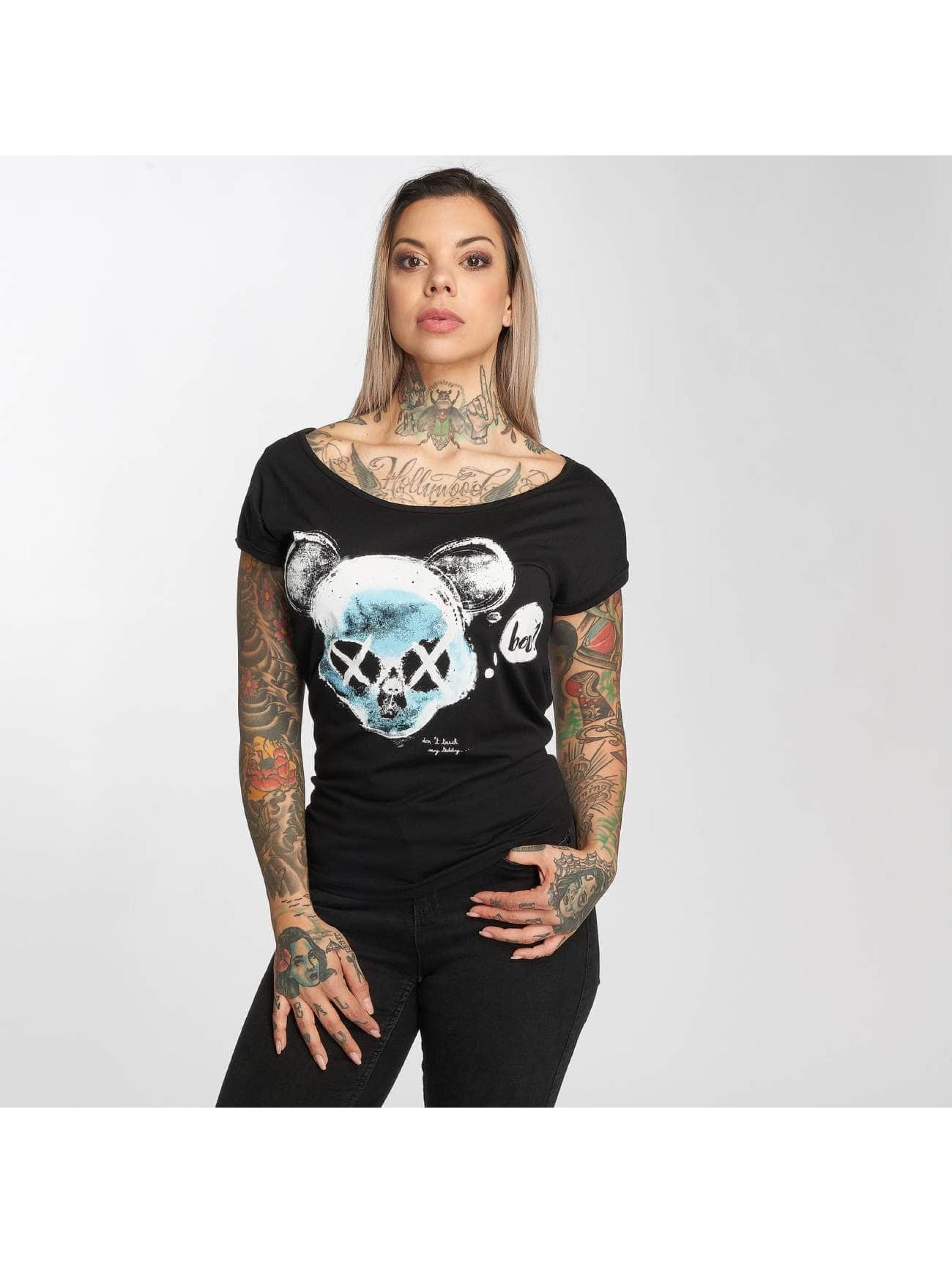 trueprodigy T-Shirt Boo! noir