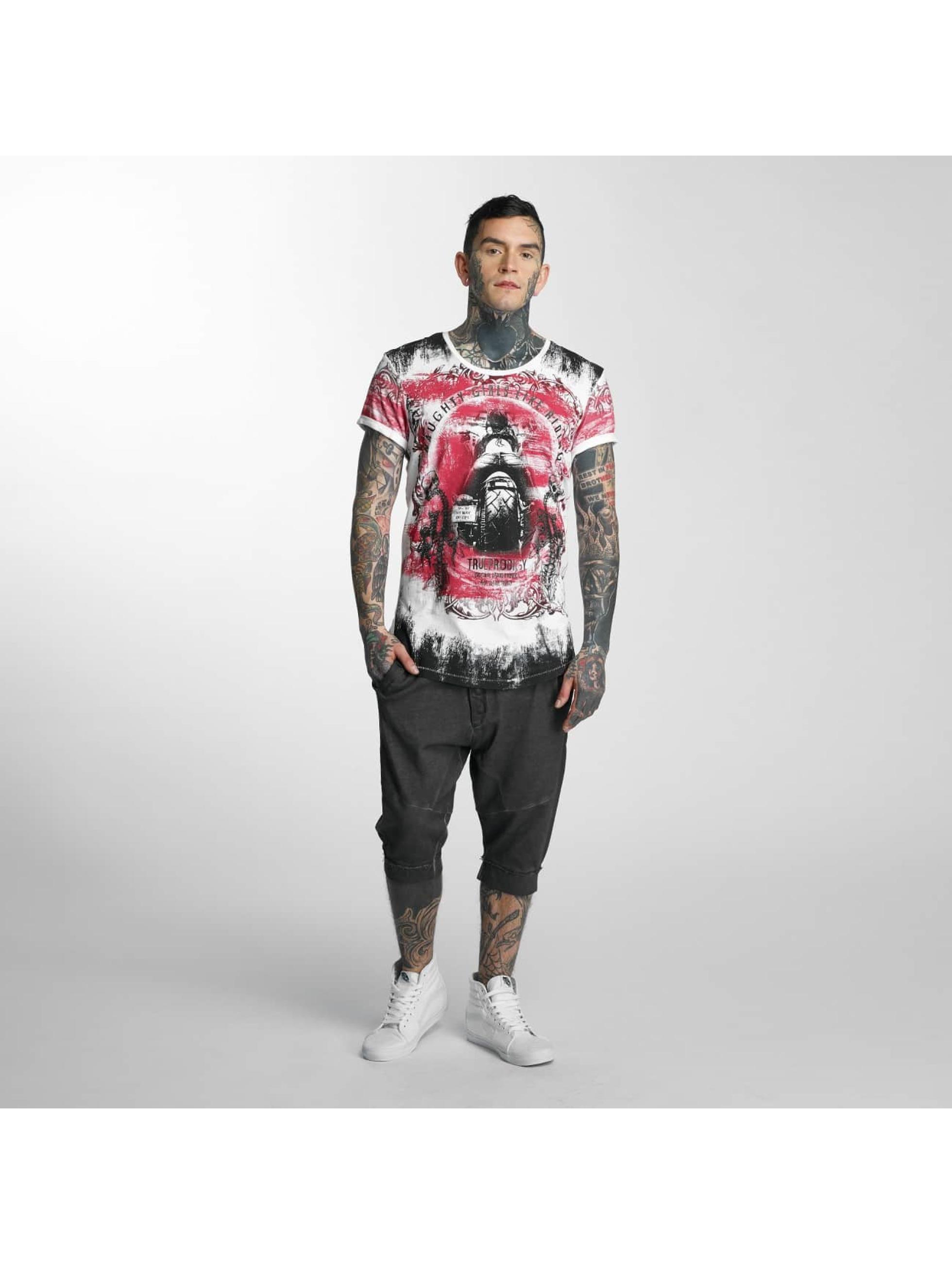 trueprodigy T-Shirt Riding rouge