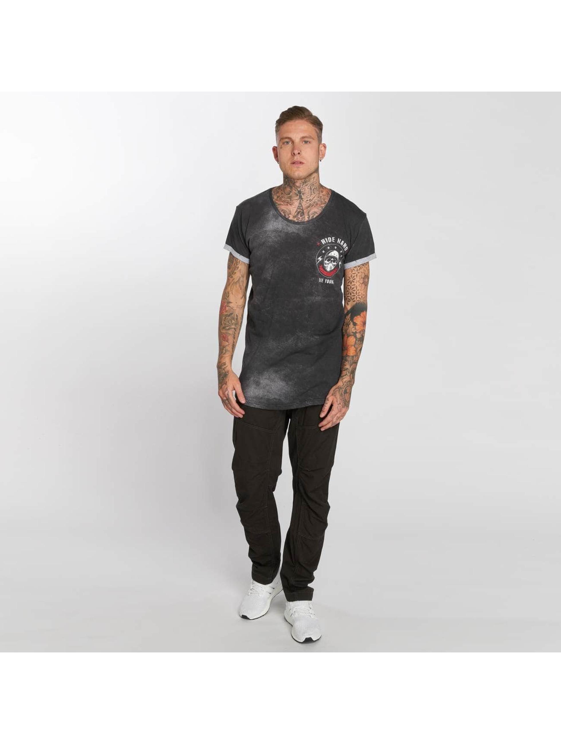 trueprodigy T-Shirt Two Wheels Forerer schwarz