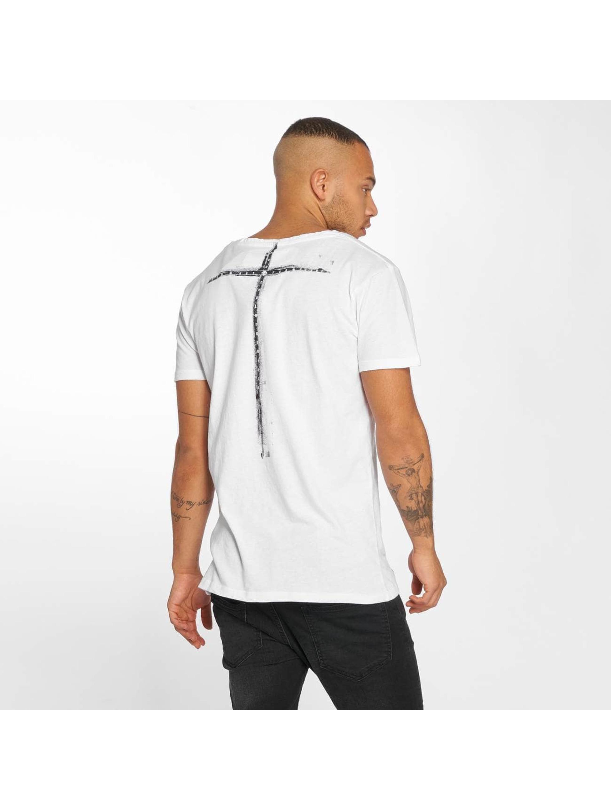 trueprodigy T-Shirt Heaven & Hell weiß