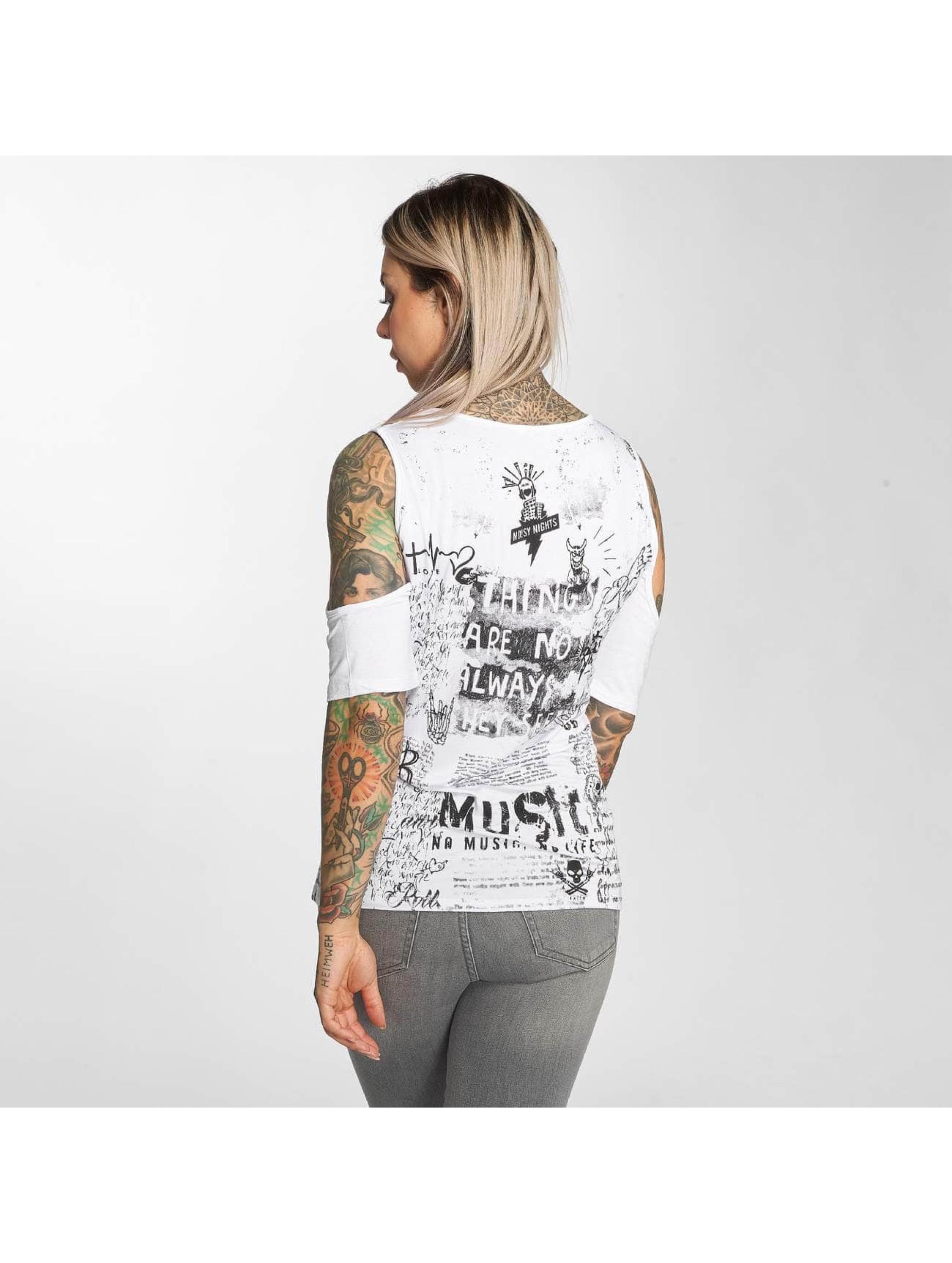 trueprodigy T-Shirt Kristin weiß