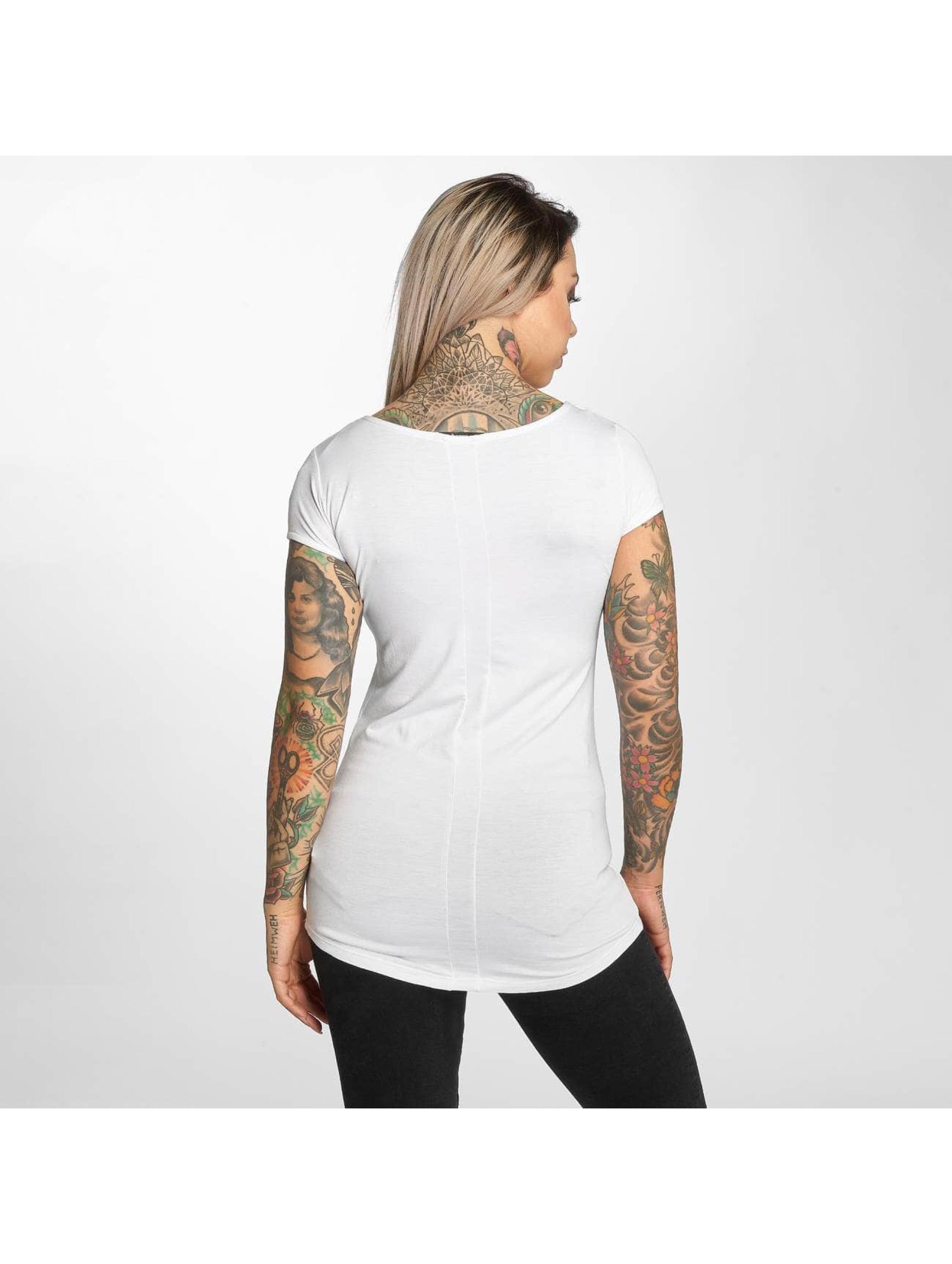 trueprodigy T-Shirt Gabrielle weiß