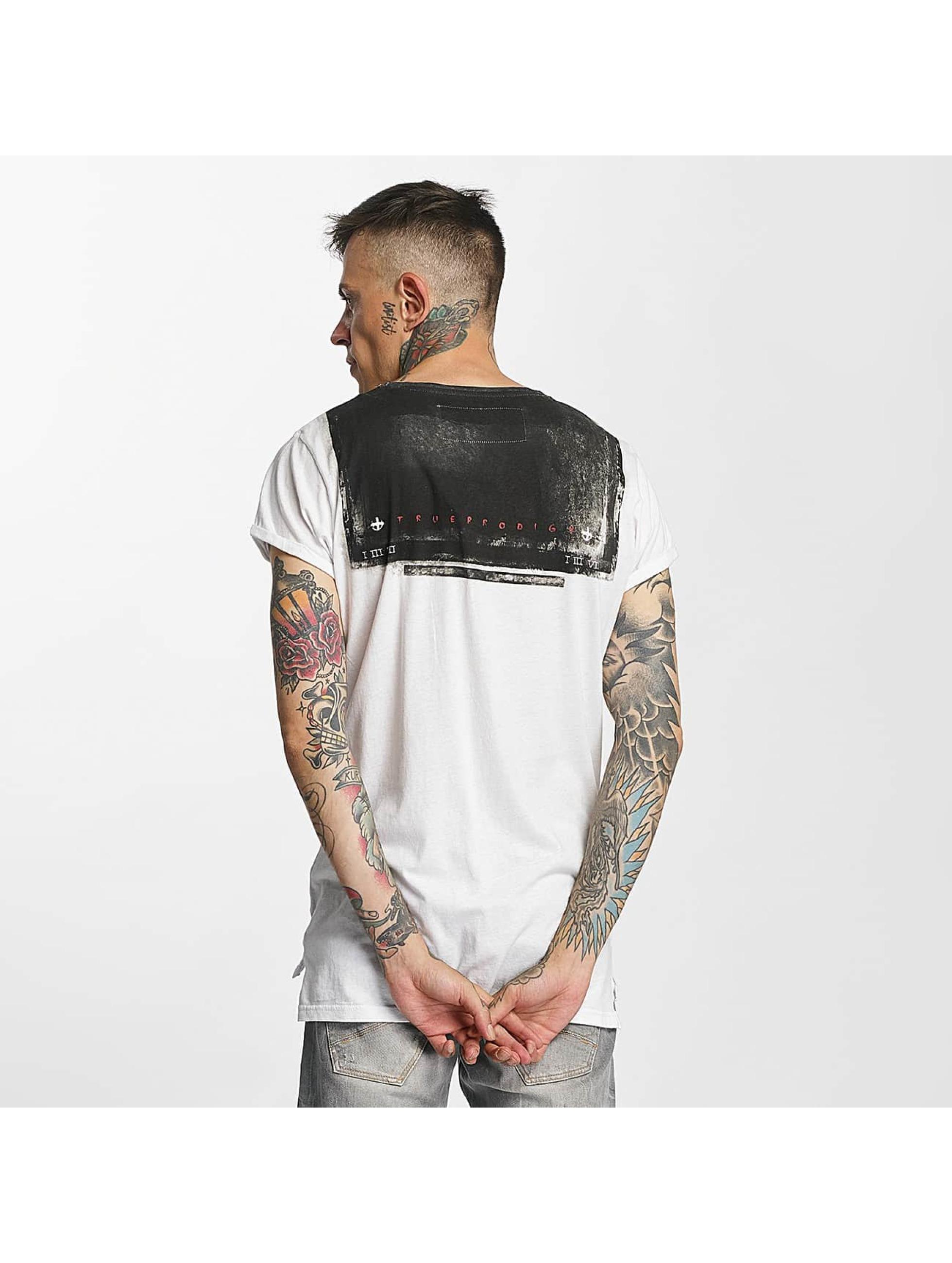 trueprodigy T-Shirt Kiss white
