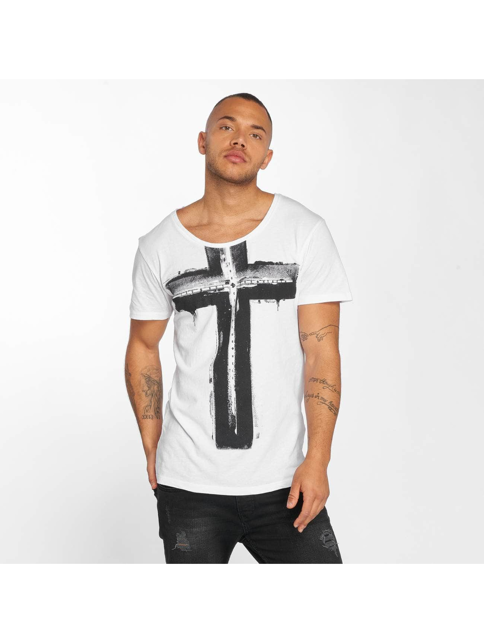 trueprodigy T-Shirt Heaven & Hell white