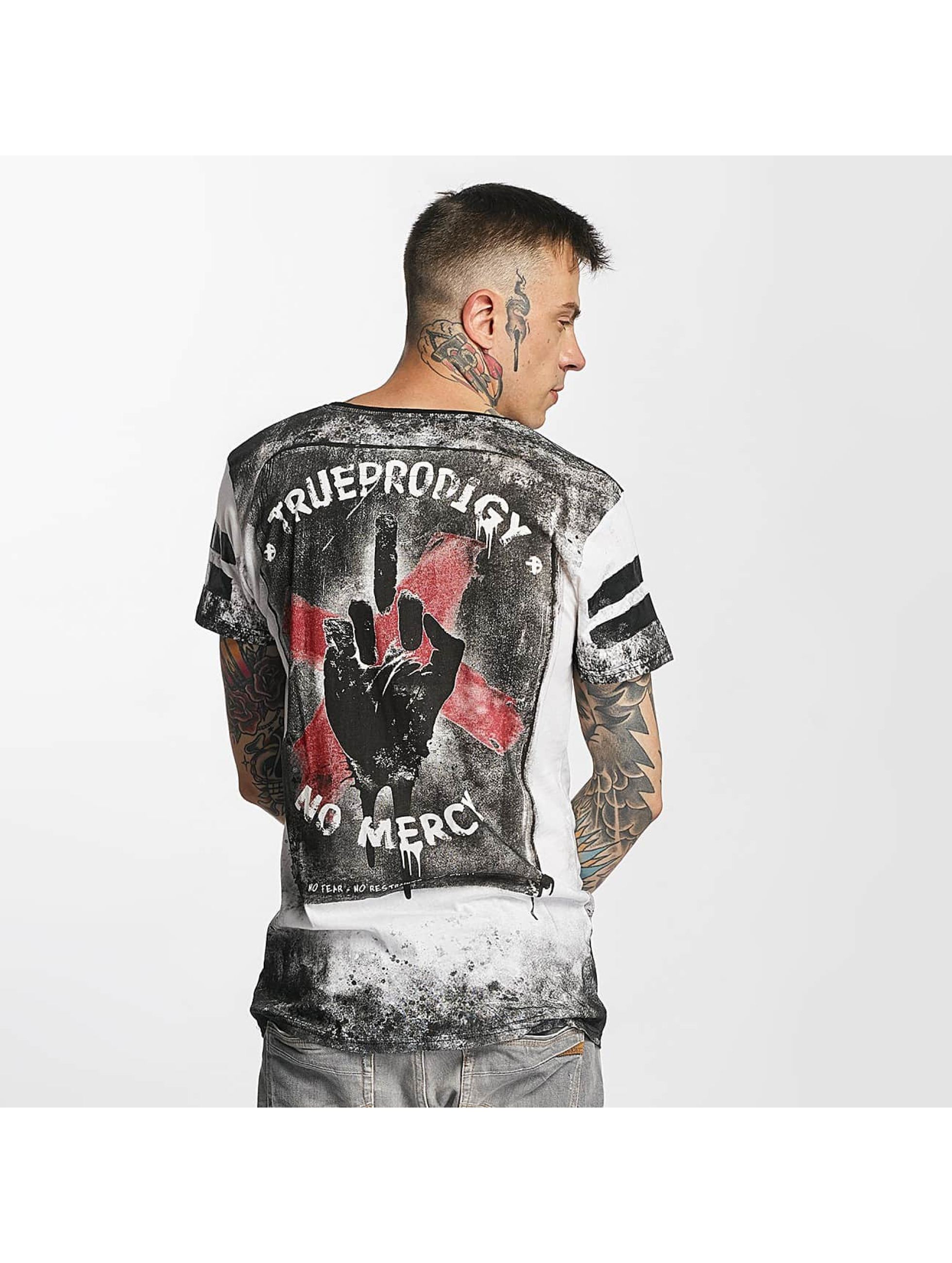 trueprodigy t-shirt No Mercy zwart