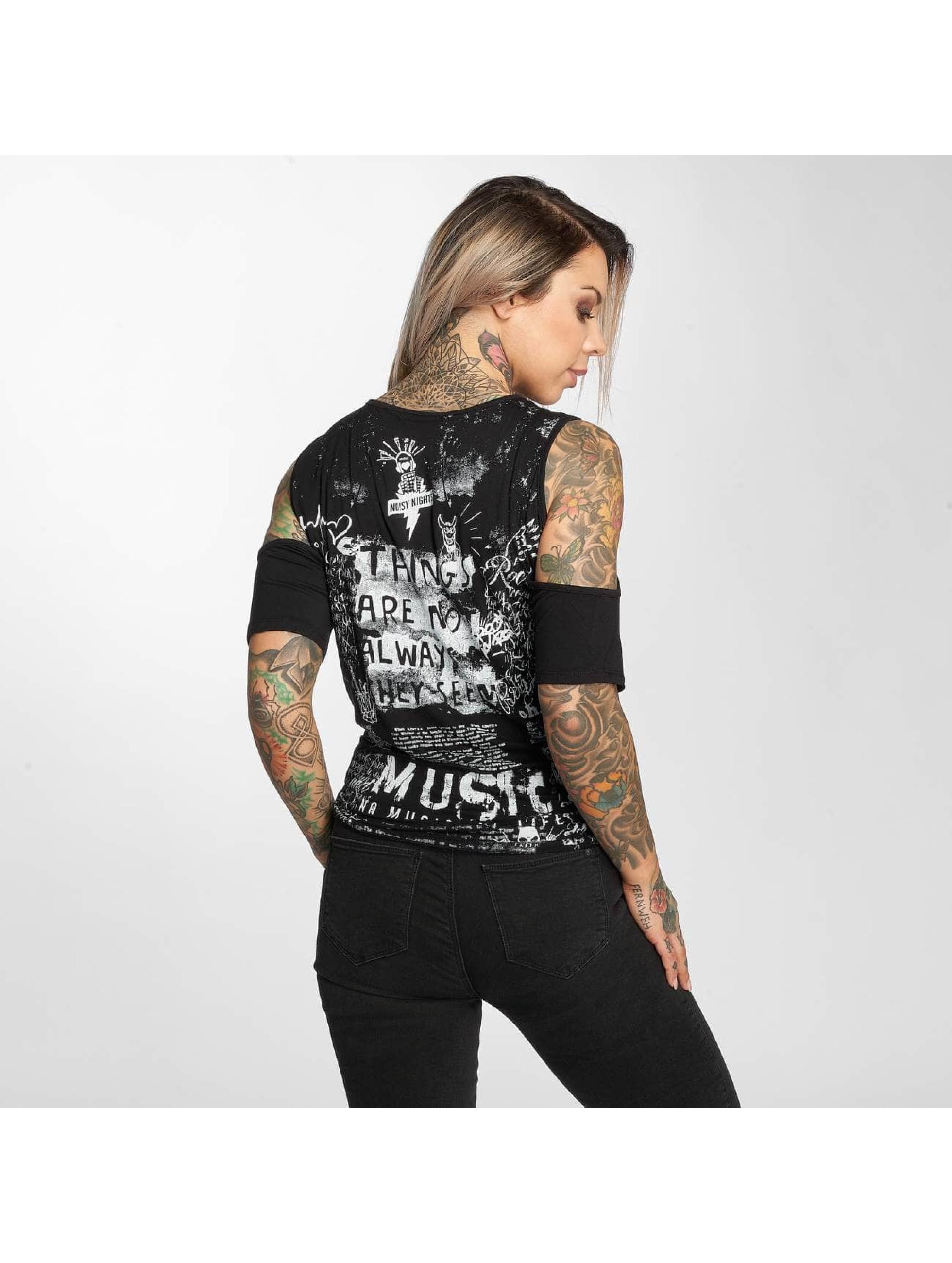 trueprodigy T-Shirty Kristin czarny