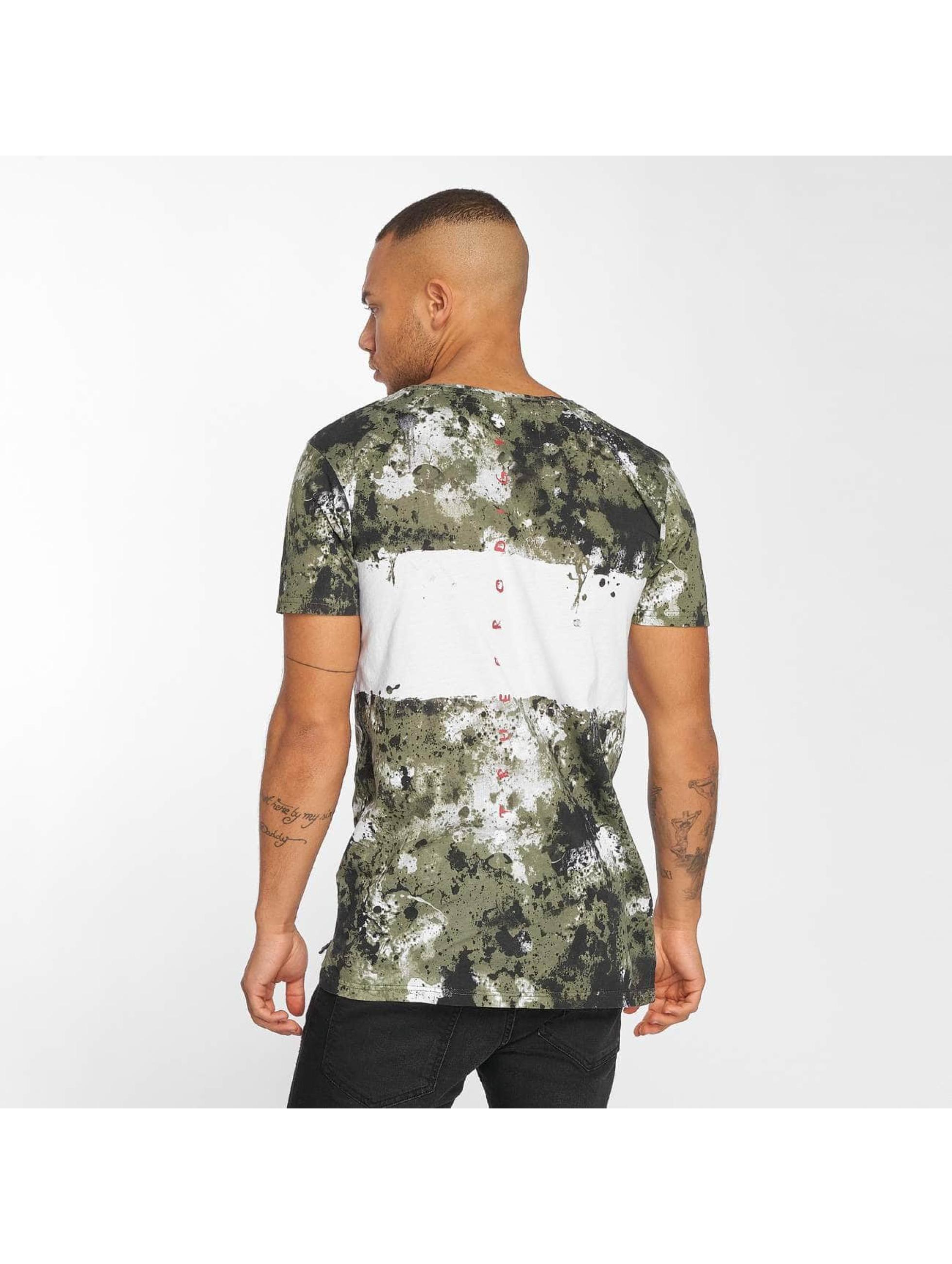 trueprodigy T-Shirty Lion khaki