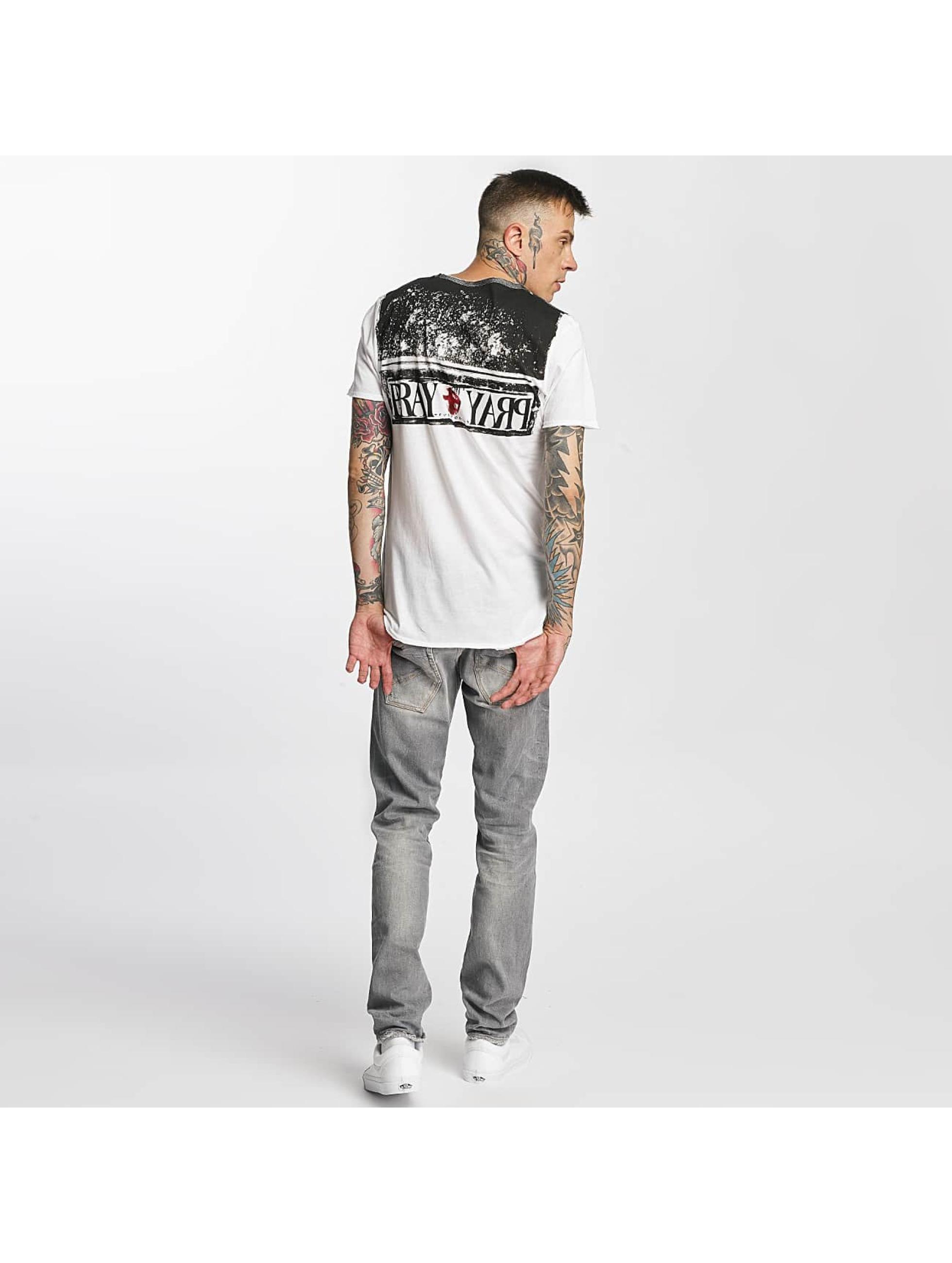 trueprodigy T-skjorter Time To Pray hvit