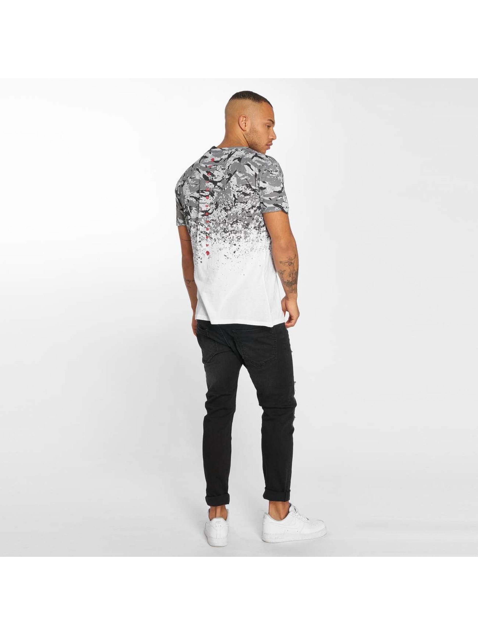 trueprodigy T-skjorter Camou hvit