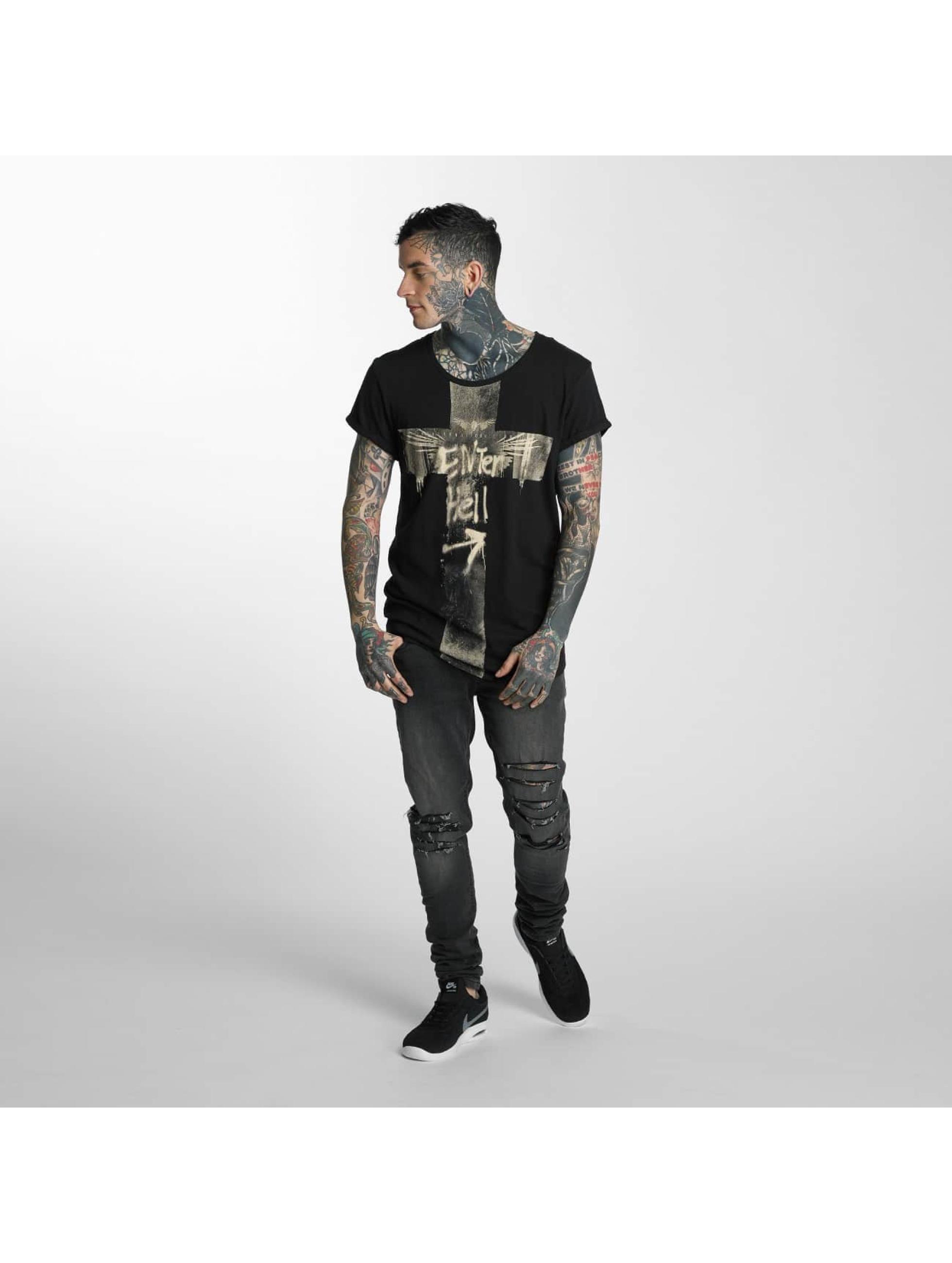 trueprodigy T-skjorter Enter Hell svart