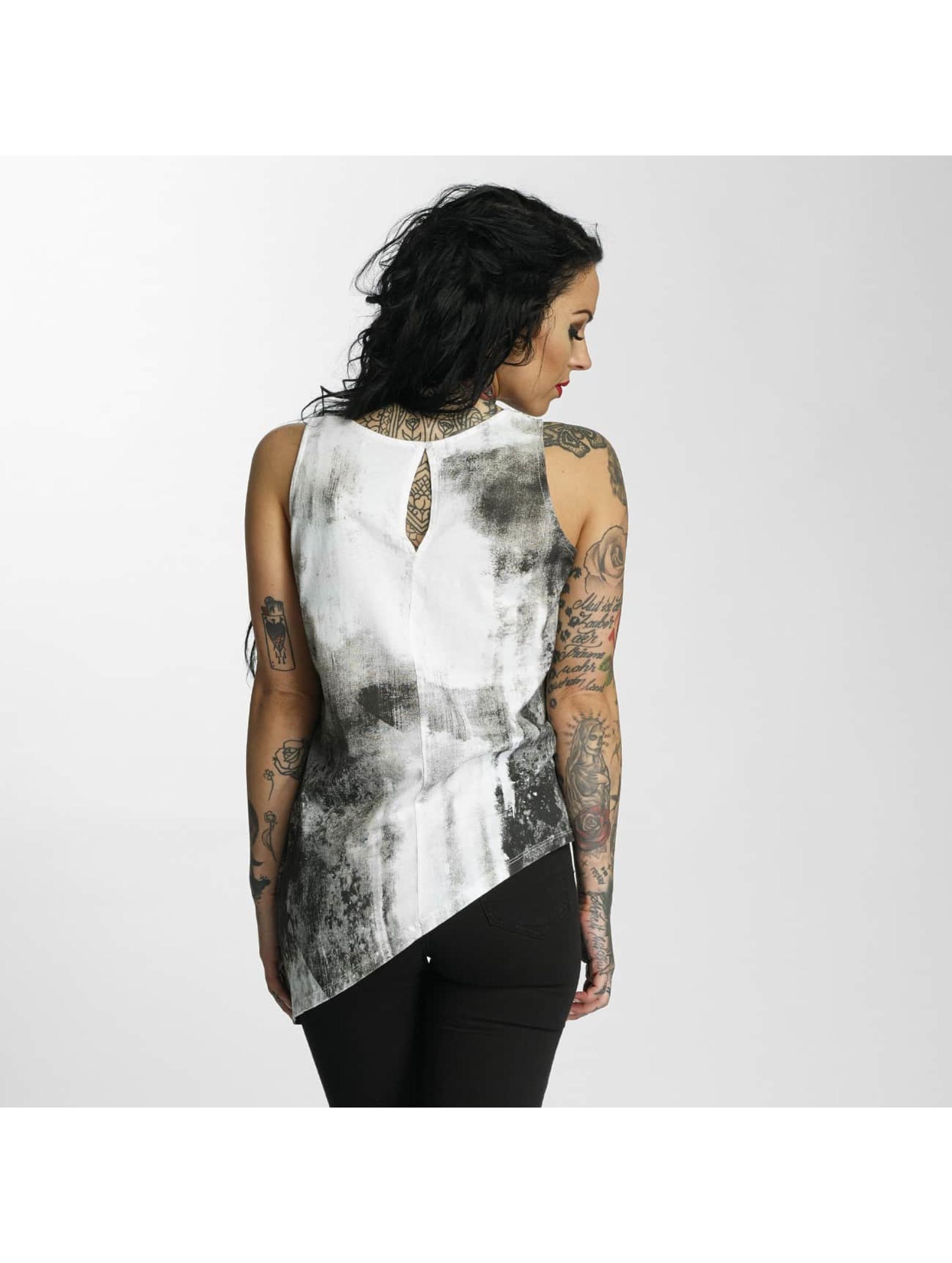 trueprodigy Tank Tops Girls Bite Back schwarz