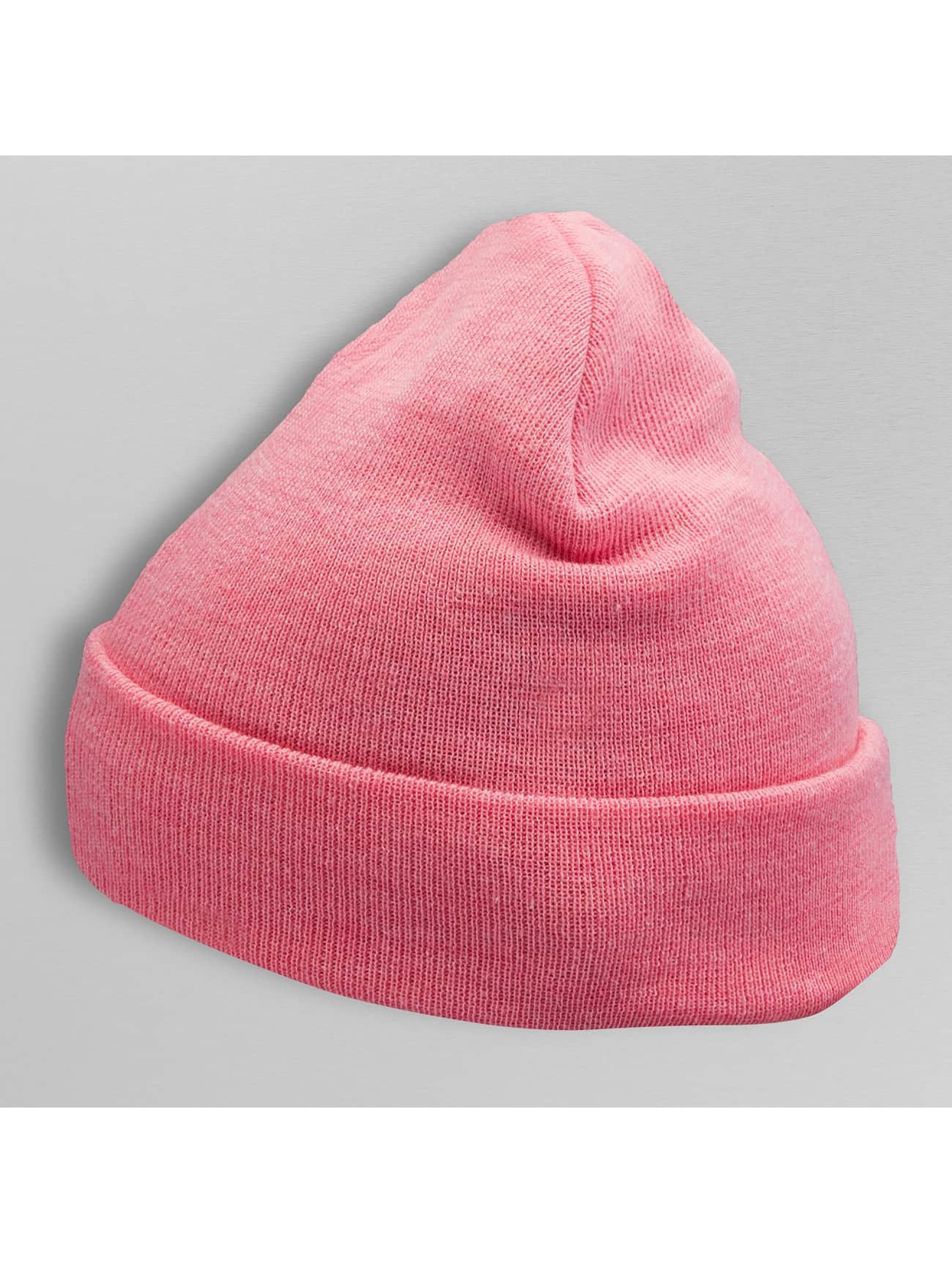 TrueSpin Čiapky Plain Cuffed pink