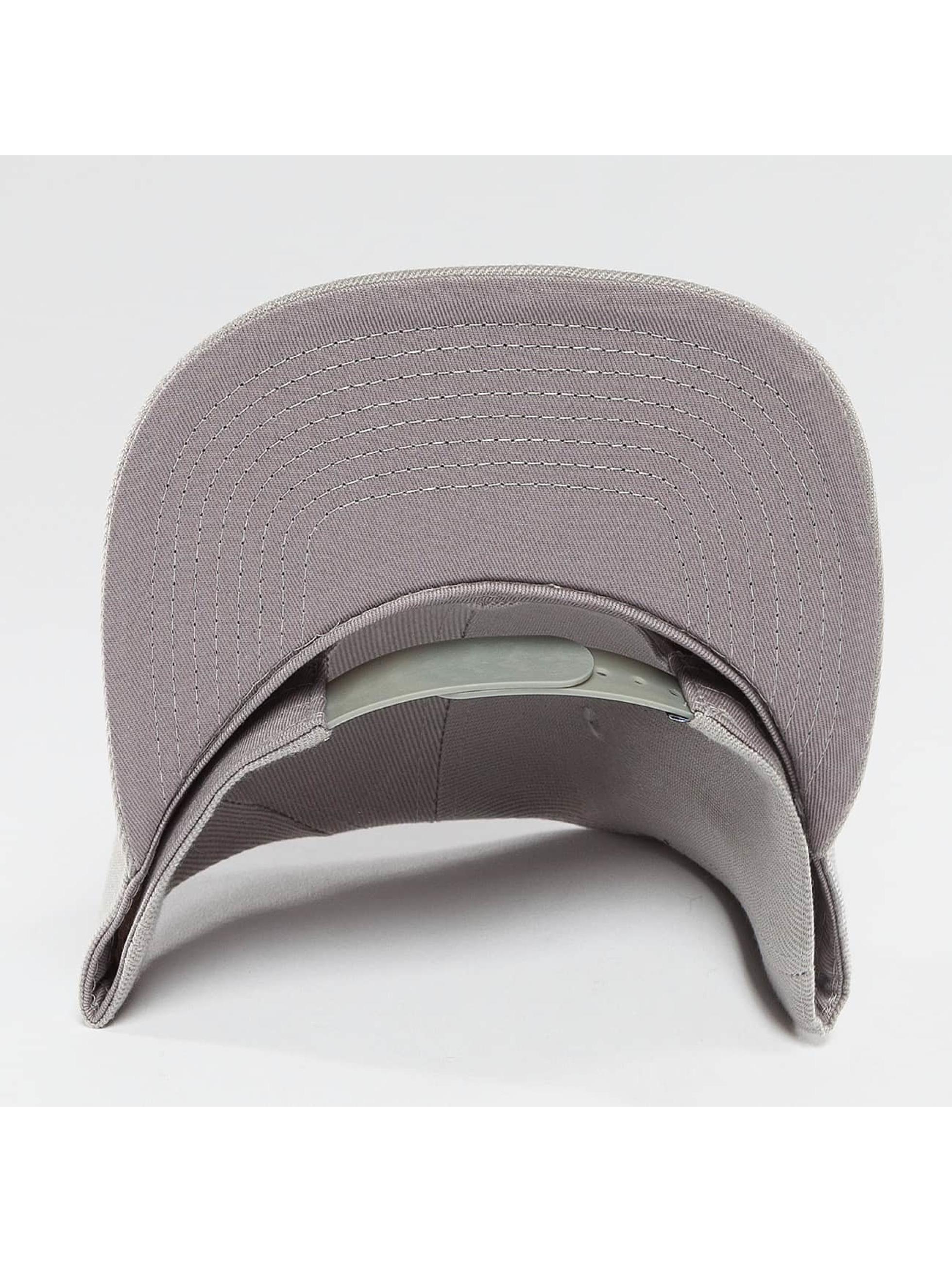 TrueSpin Кепка с застёжкой Blank серый