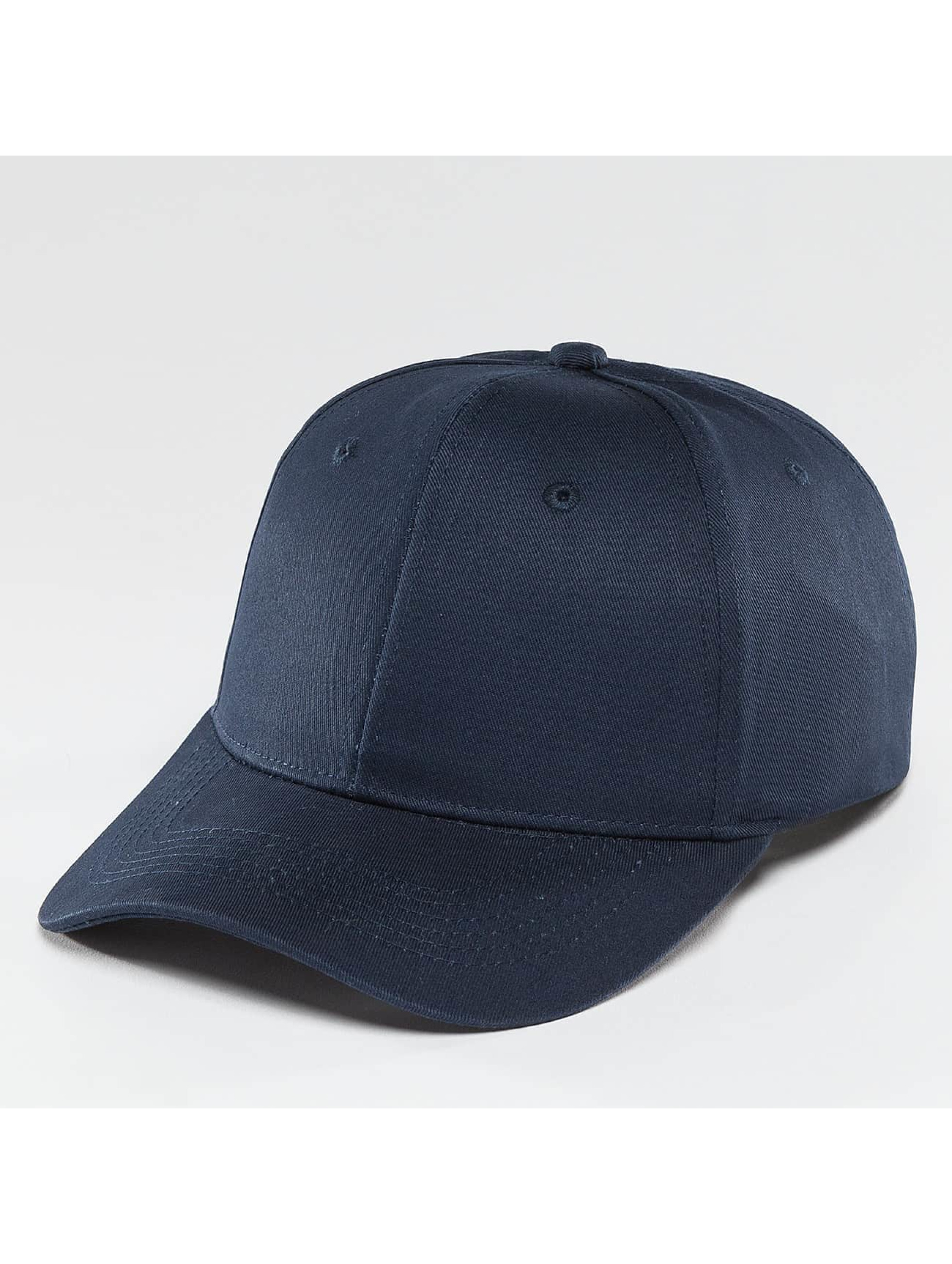 TrueSpin Кепка с застёжкой Blank синий