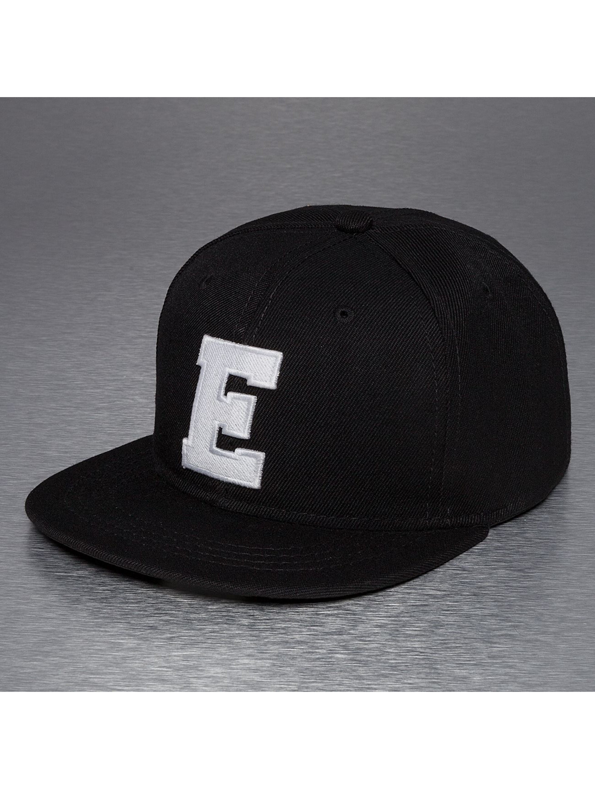TrueSpin Кепка с застёжкой E-ABC черный