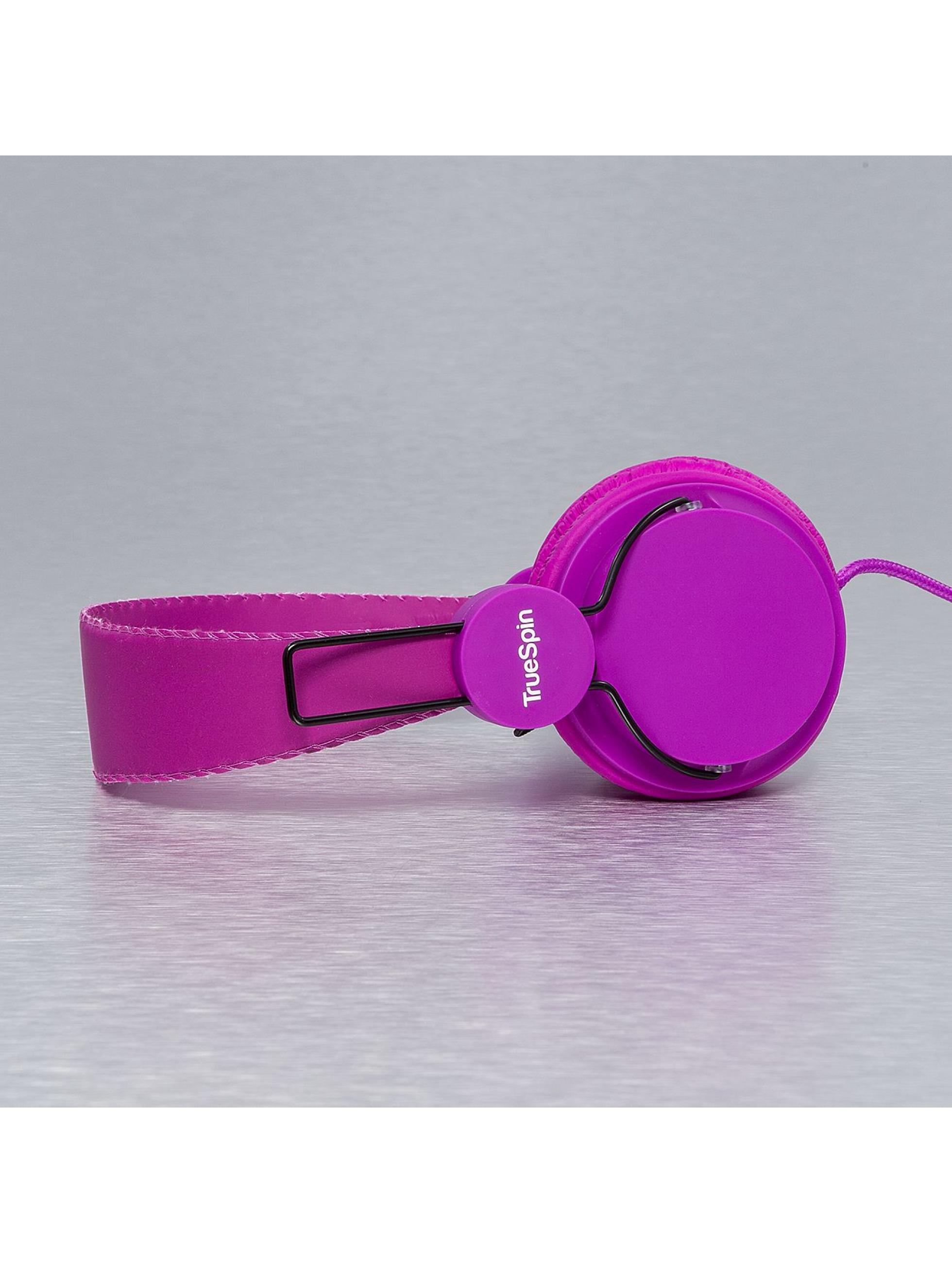 TrueSpin Наушник Plain пурпурный