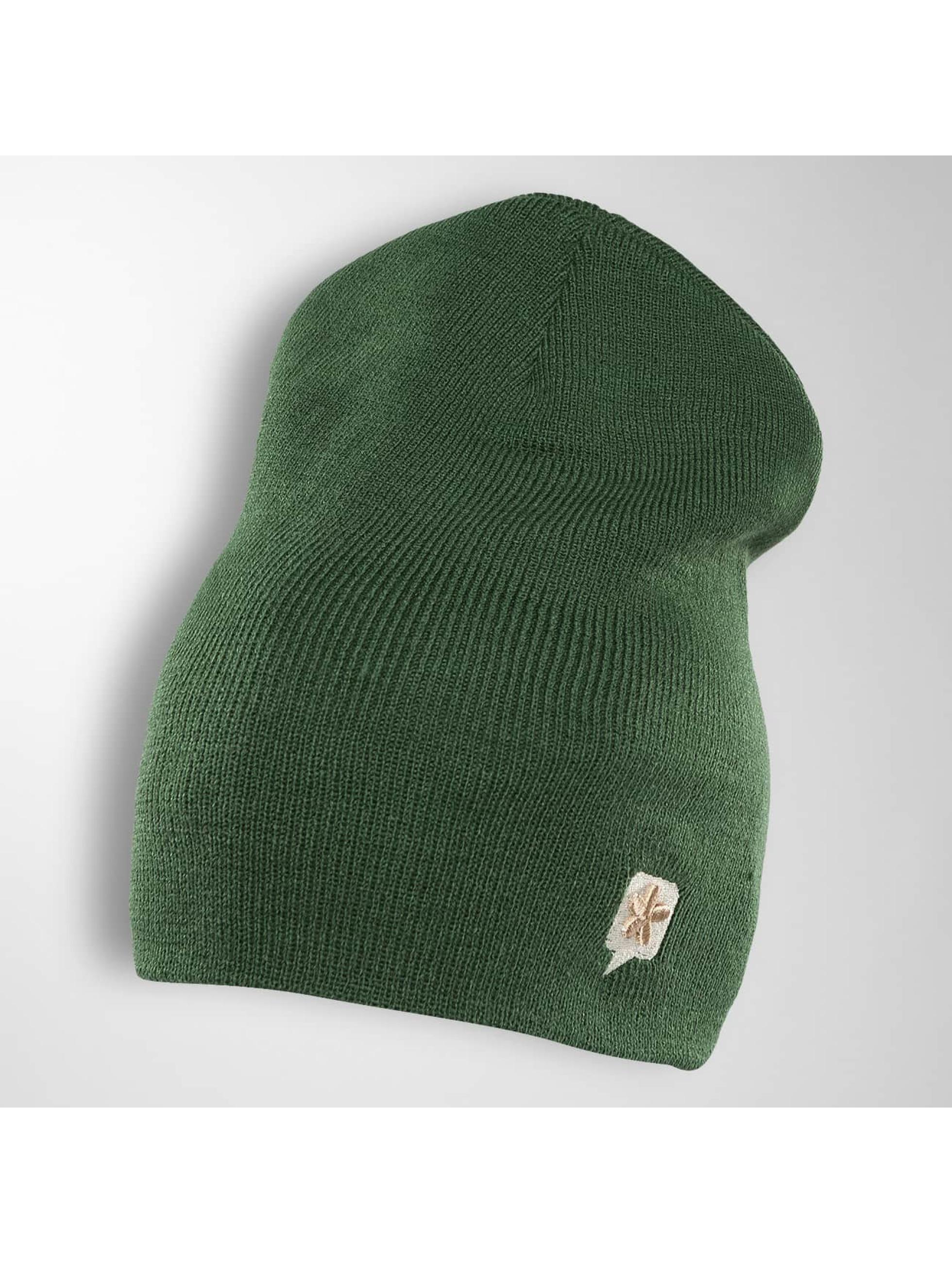 TrueSpin шляпа TS Wood Logo зеленый