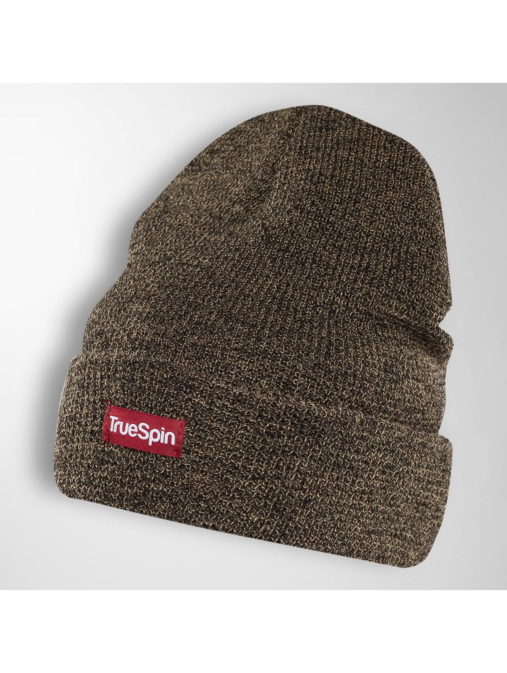 TrueSpin шляпа Ice коричневый