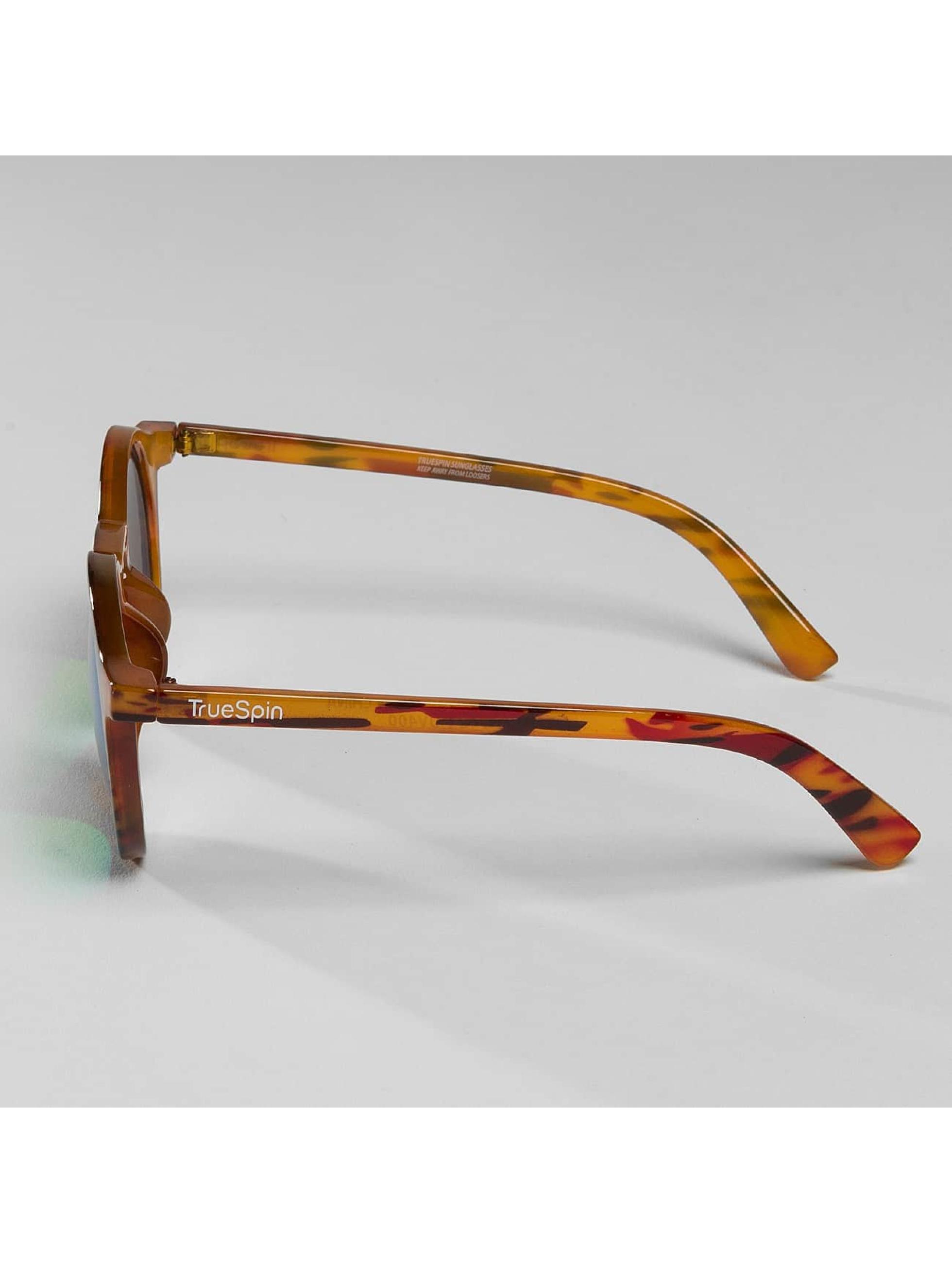 TrueSpin Aurinkolasit Intro 2 ruskea