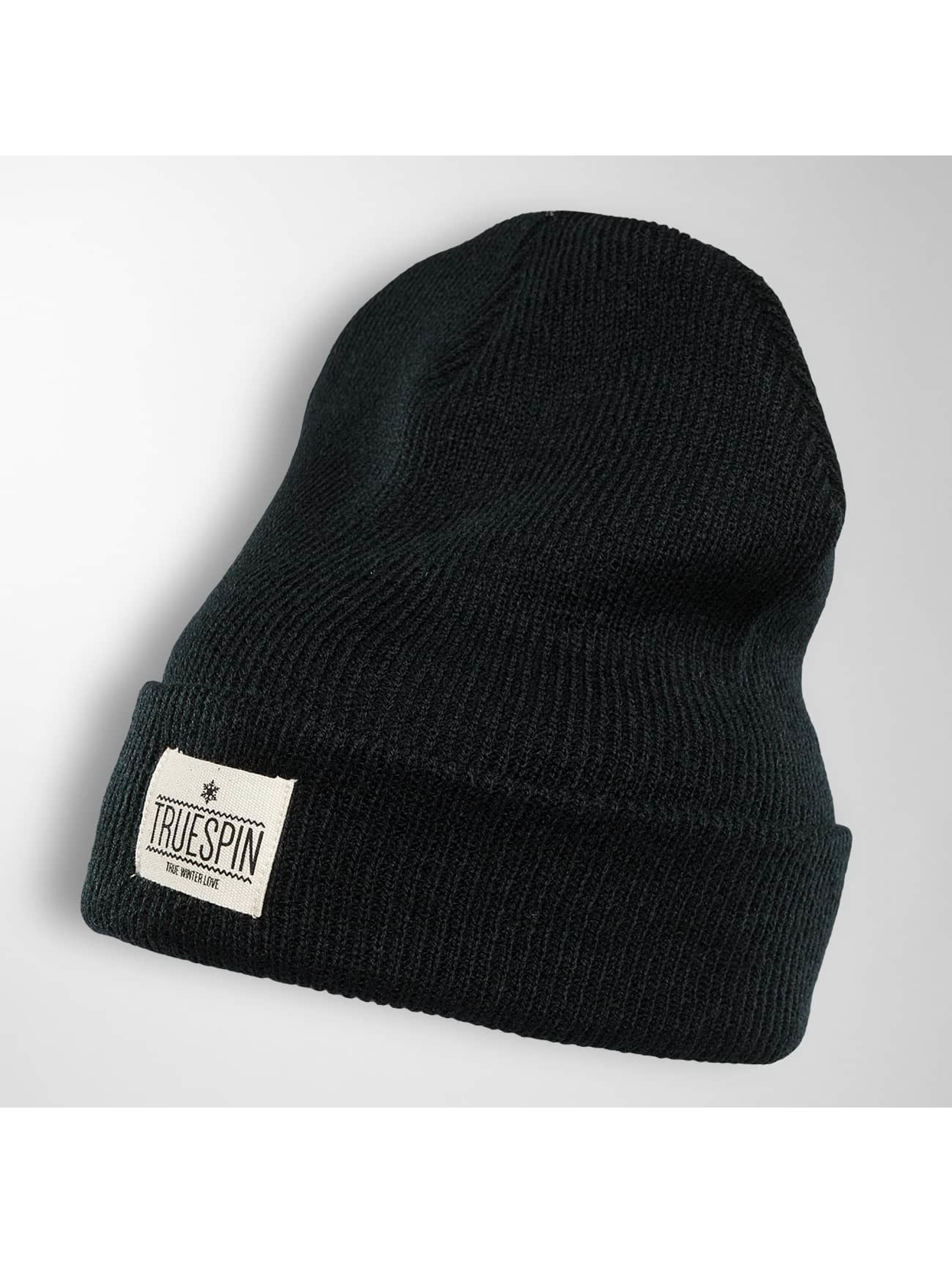 TrueSpin Beanie Warm black