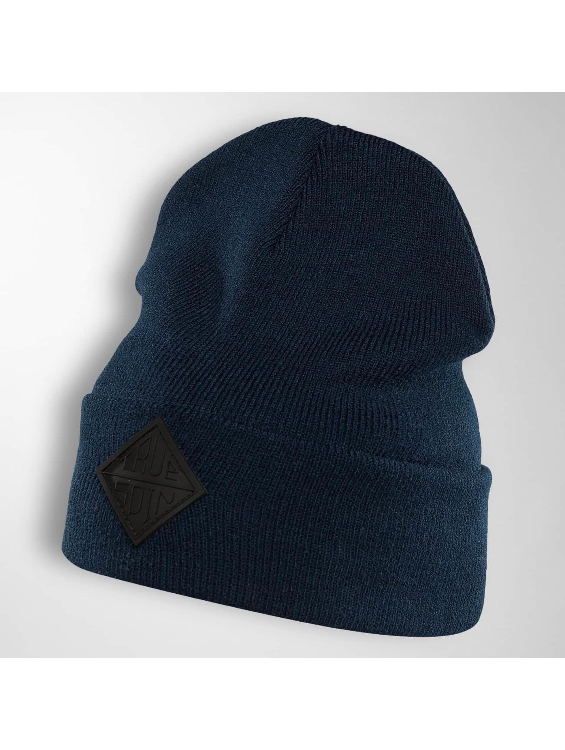 TrueSpin Beanie Taper blauw
