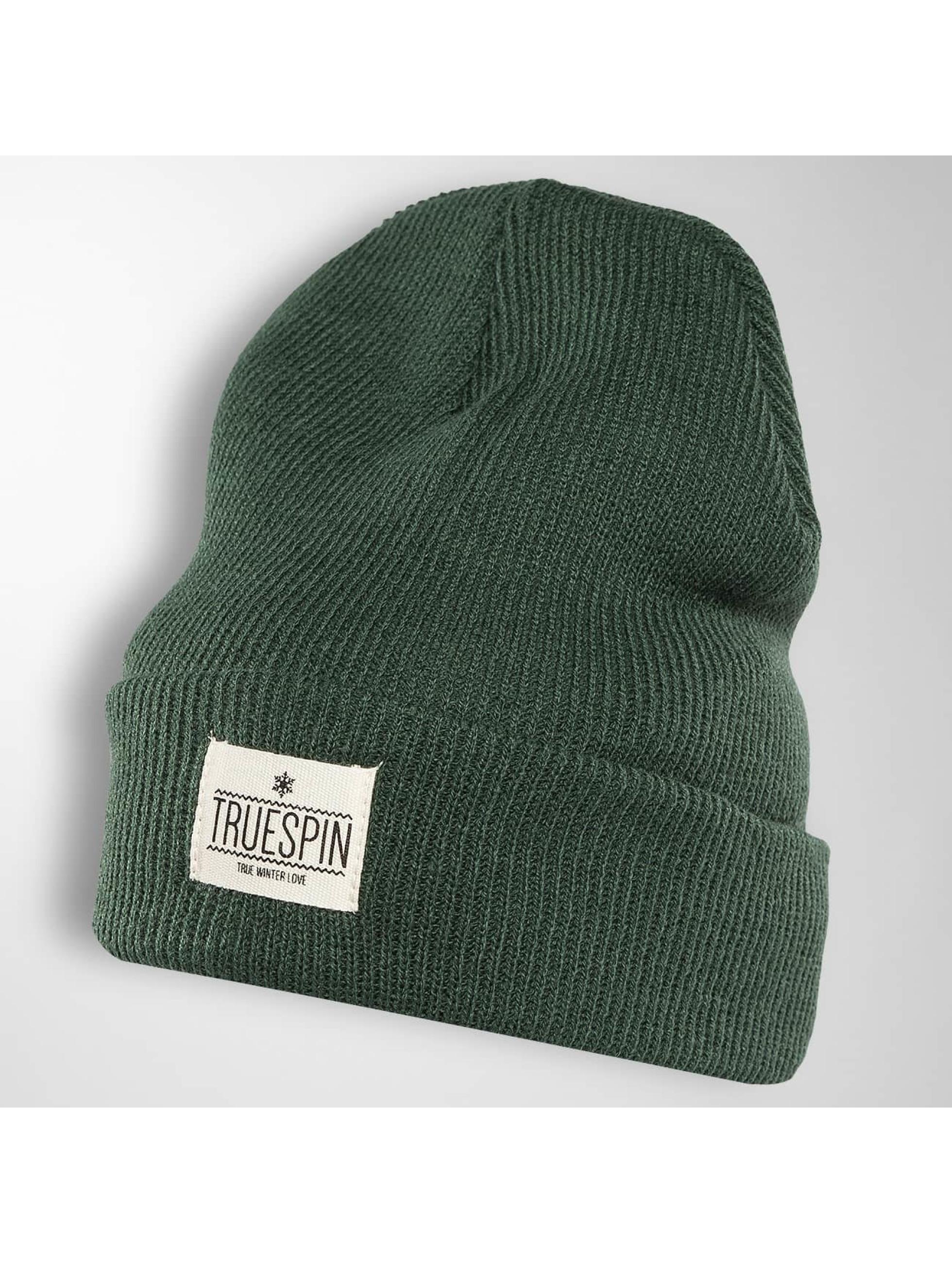 TrueSpin Beanie Warm grön
