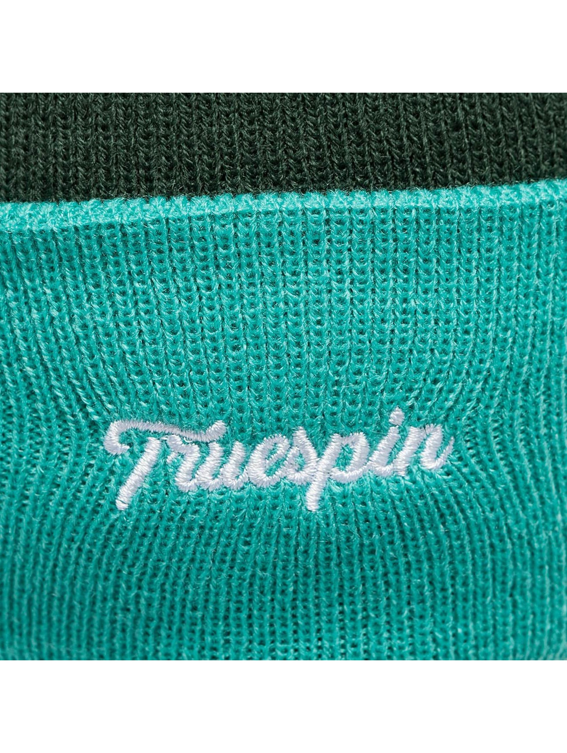 TrueSpin Beanie Klee grün