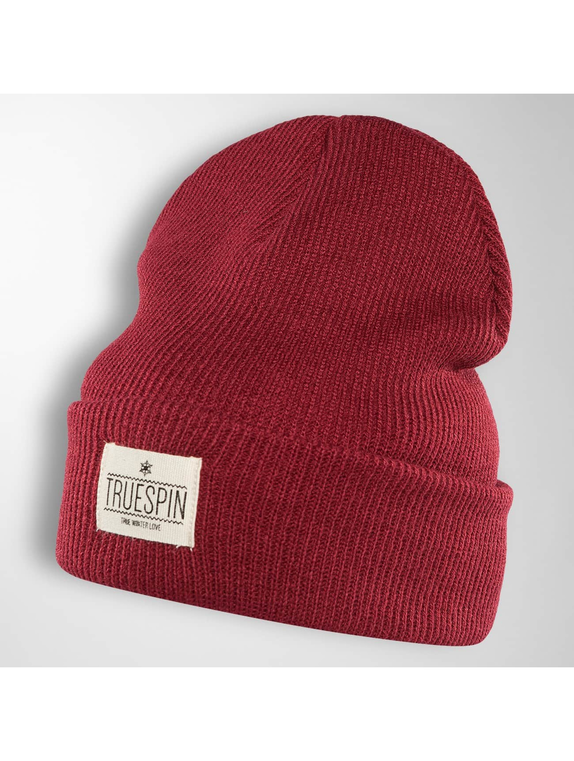 TrueSpin Beanie Warm red