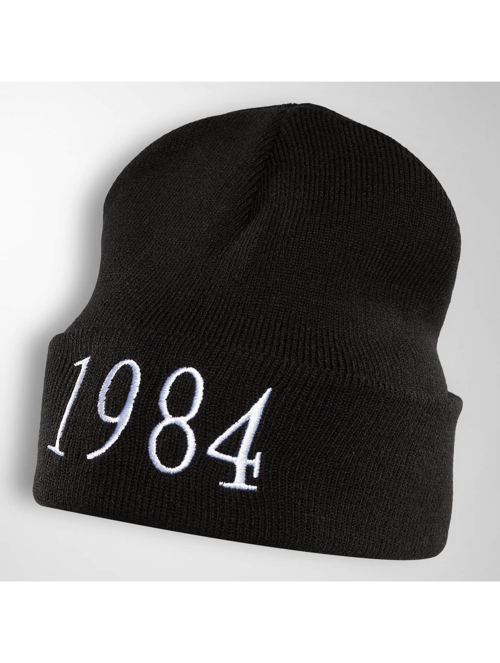 TrueSpin Beanie 1984 zwart