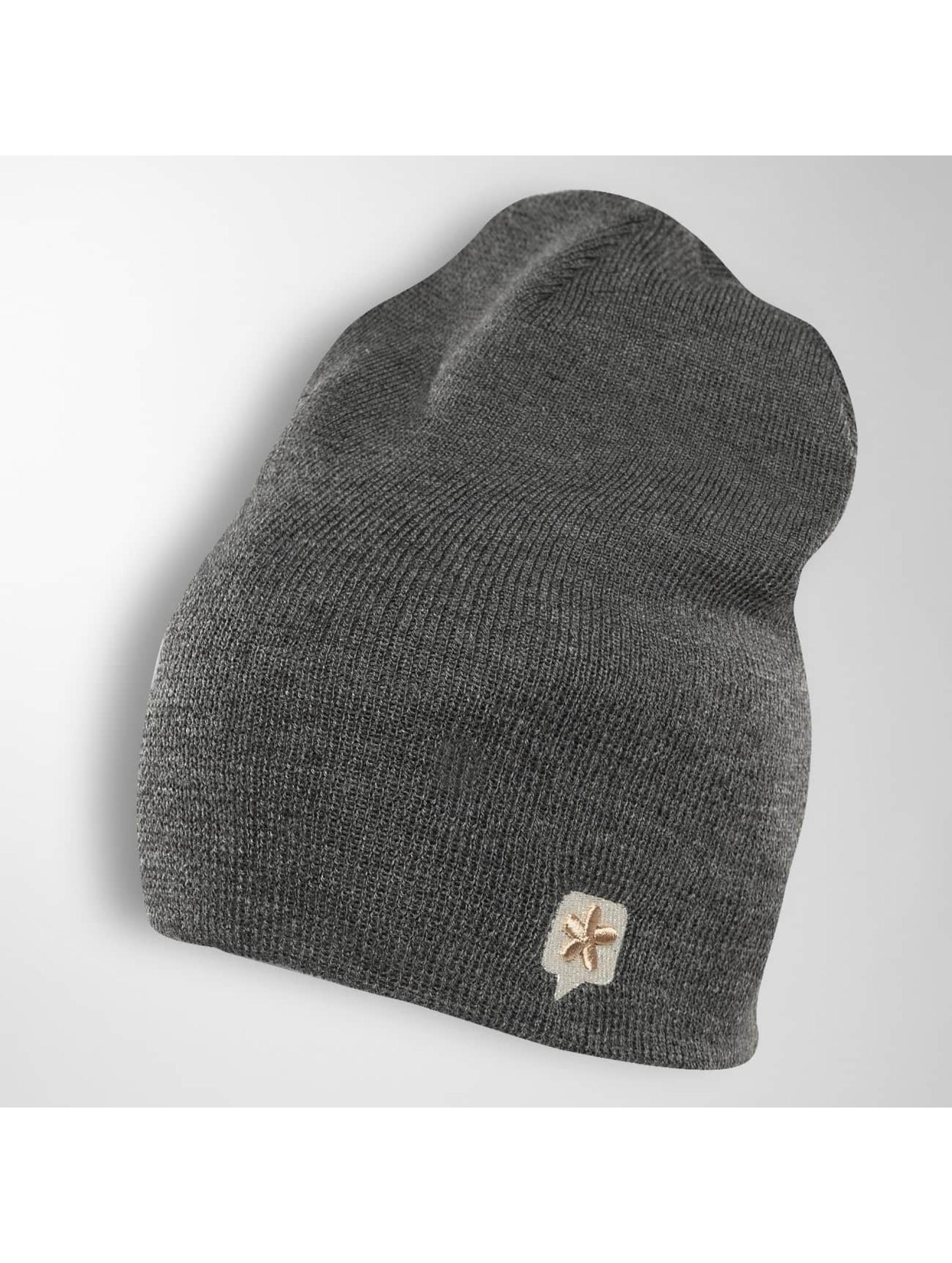 TrueSpin Bonnet TS Wood Logo gris