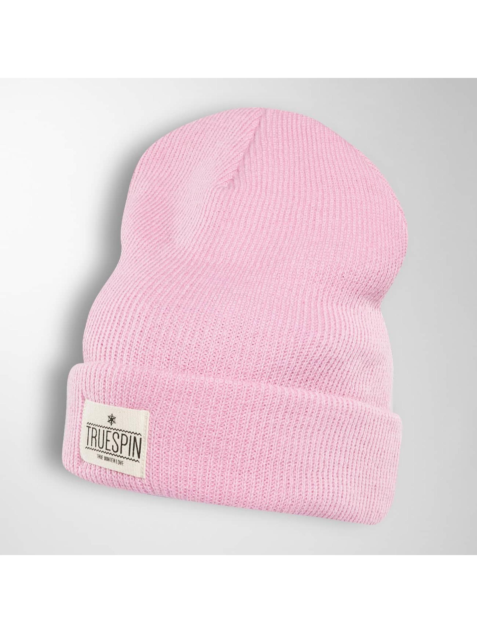TrueSpin Bonnet Warm magenta