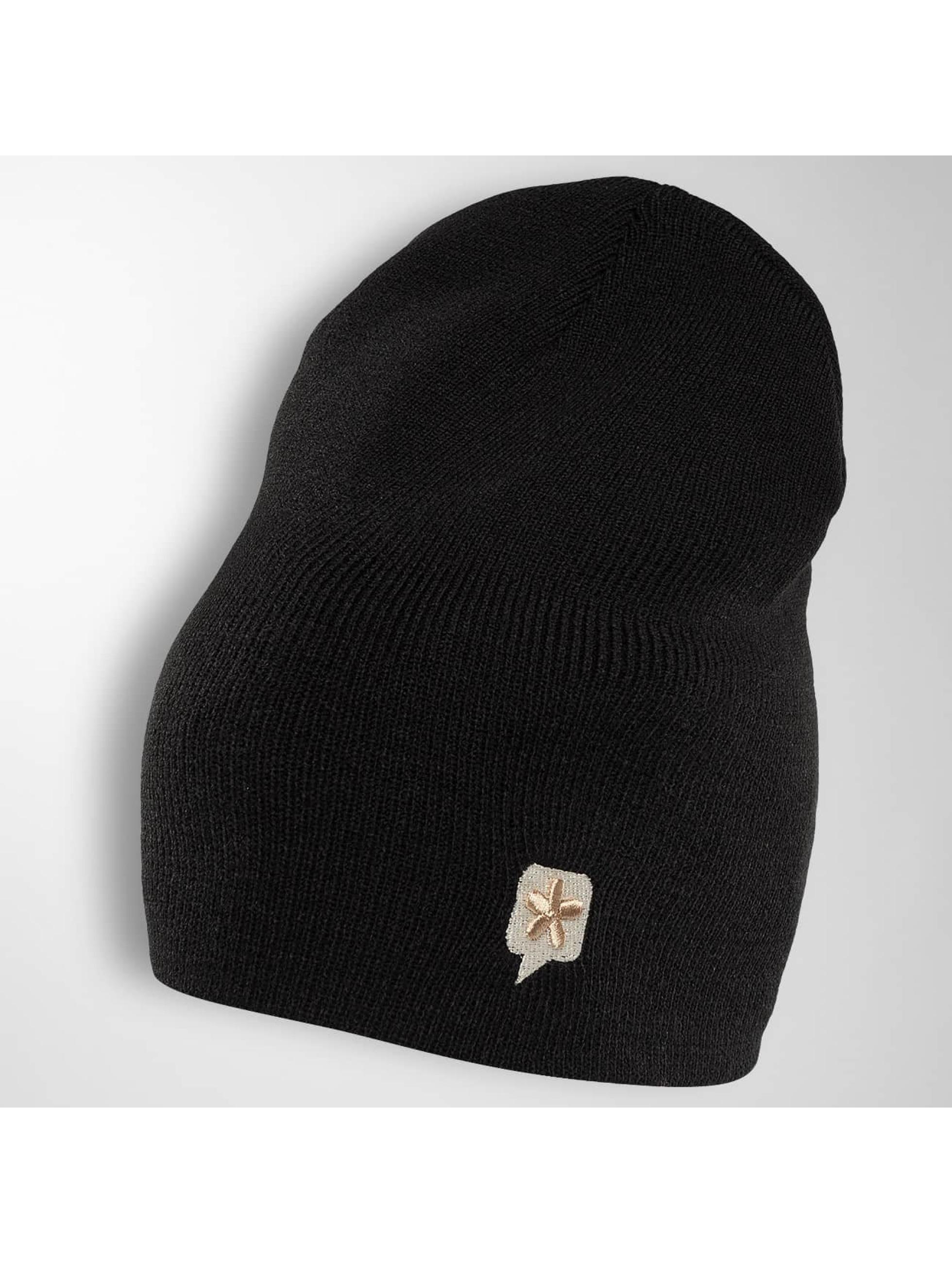 TrueSpin Bonnet TS Wood Logo noir