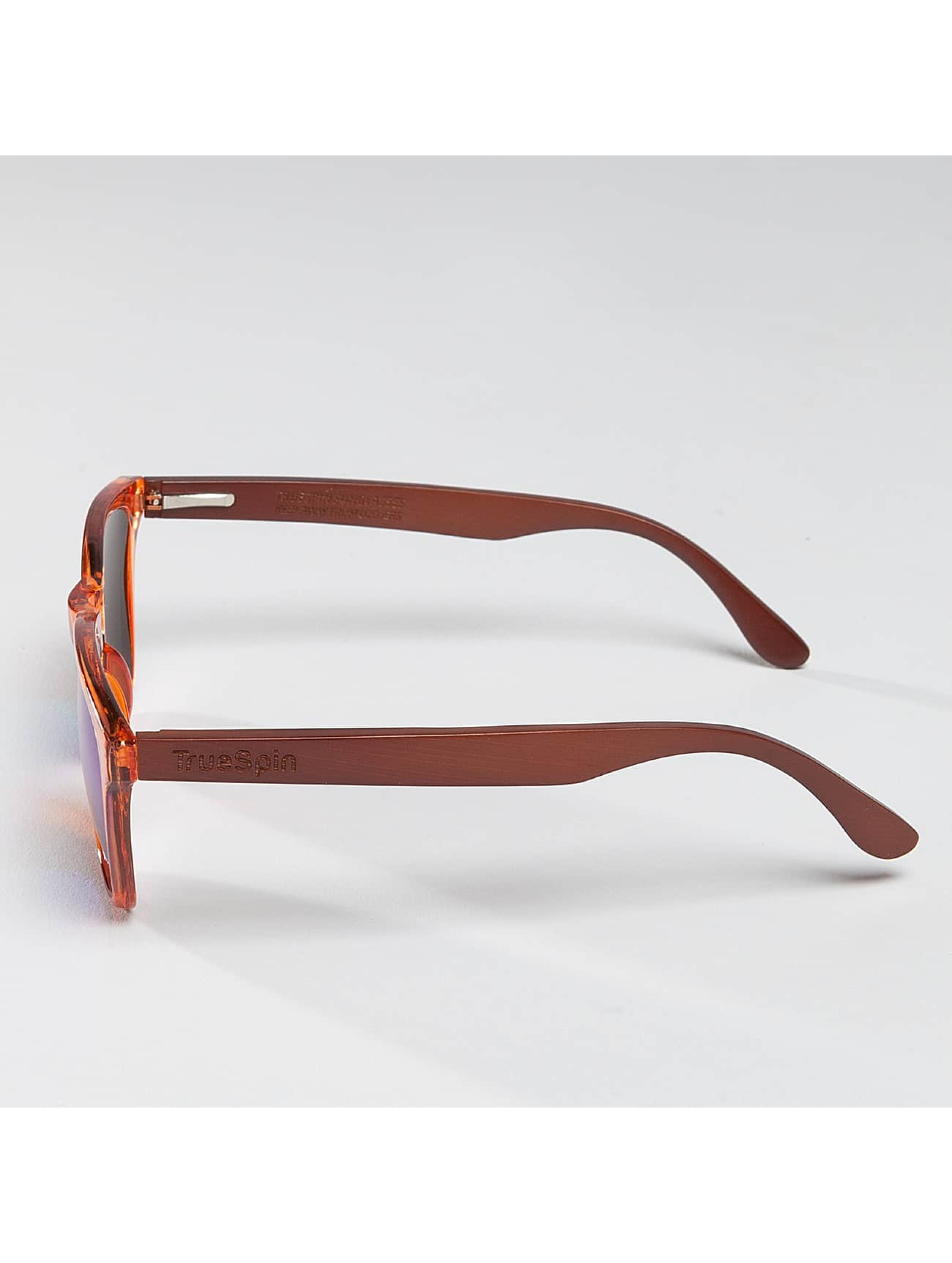 TrueSpin Brýle Nu Bamboo oranžový