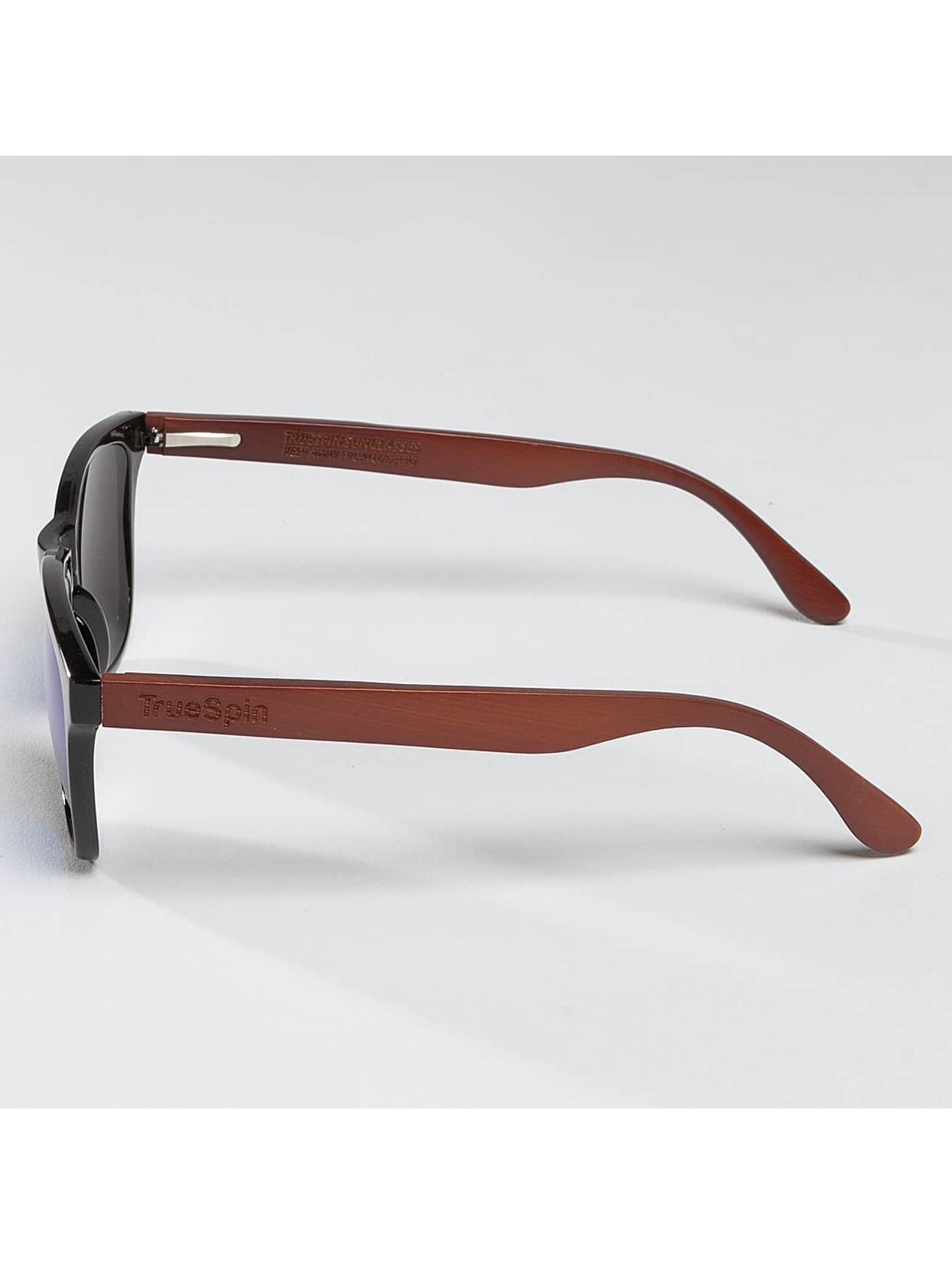 TrueSpin Briller Nu Bamboo svart